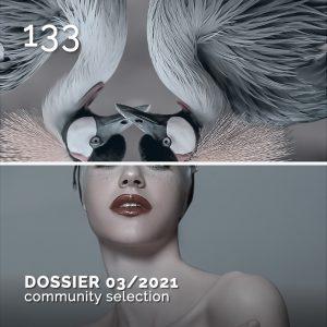 DOSSIER 03/2021, GlamourAffair Vision 15, maggio/giugno 2021. Magazine di fotografia, arte e design di Glamouraffair.com