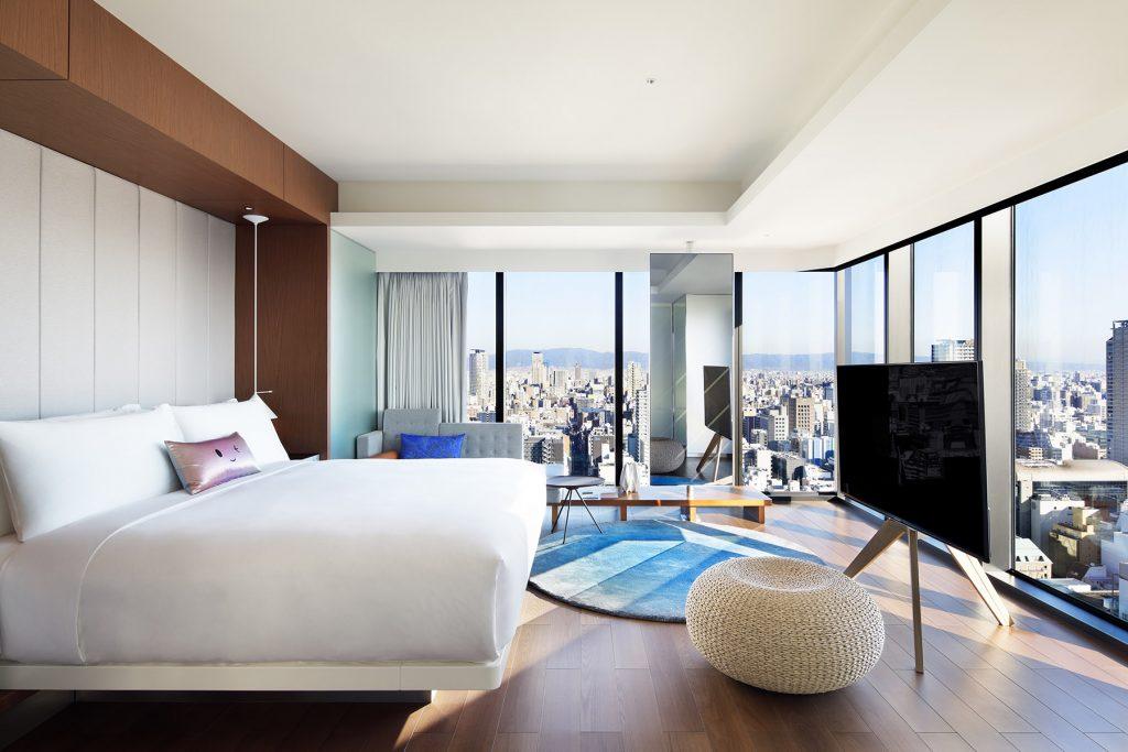 W HOTEL OSAKA, GlamourAffair Vision 15, maggio/giugno 2021. Magazine di fotografia, arte e design di Glamouraffair.com