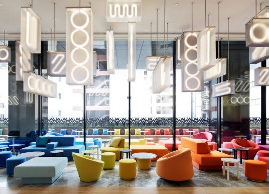 W HOTEL OSAKA   Hotel design