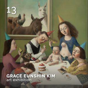 GRACE EUNSHIN KIM, GlamourAffair Vision 16, luglio/agosto 2021. Magazine di fotografia, arte e design di Glamouraffair.com