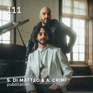 SIMONE DI MATTEO & ANDREA CRIMI, GlamourAffair Vision 16, luglio/agosto 2021. Magazine di fotografia, arte e design di Glamouraffair.com