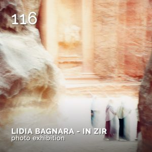 LIDIA BAGNARA - IN ZIR, GlamourAffair Vision 16, luglio/agosto 2021. Magazine di fotografia, arte e design di Glamouraffair.com