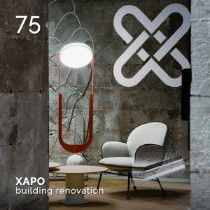 XAPO, GlamourAffair Vision 17, settembre/ottobre 2021. Magazine di fotografia, arte e design di Glamouraffair.com