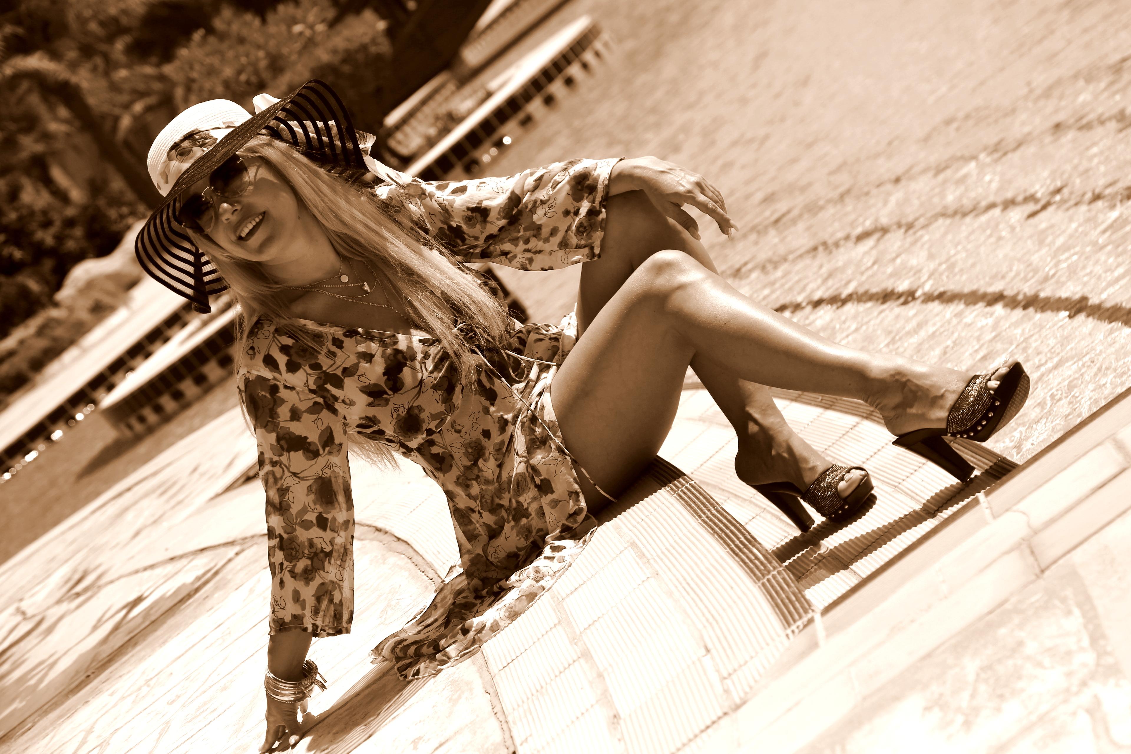 Categories: Glamour, Portrait; Model IRYNA BORYSYUK; Location: Caserta (CE)