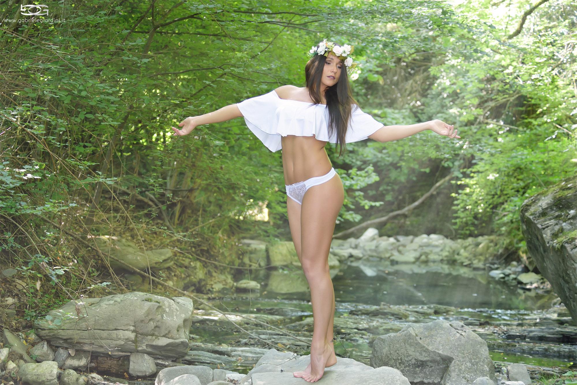 Categories: Boudoir & Nude, Glamour, Portrait; Photo: GABRIELE GIARDINI; Model: ERIKA; Location: Arezzo, AR