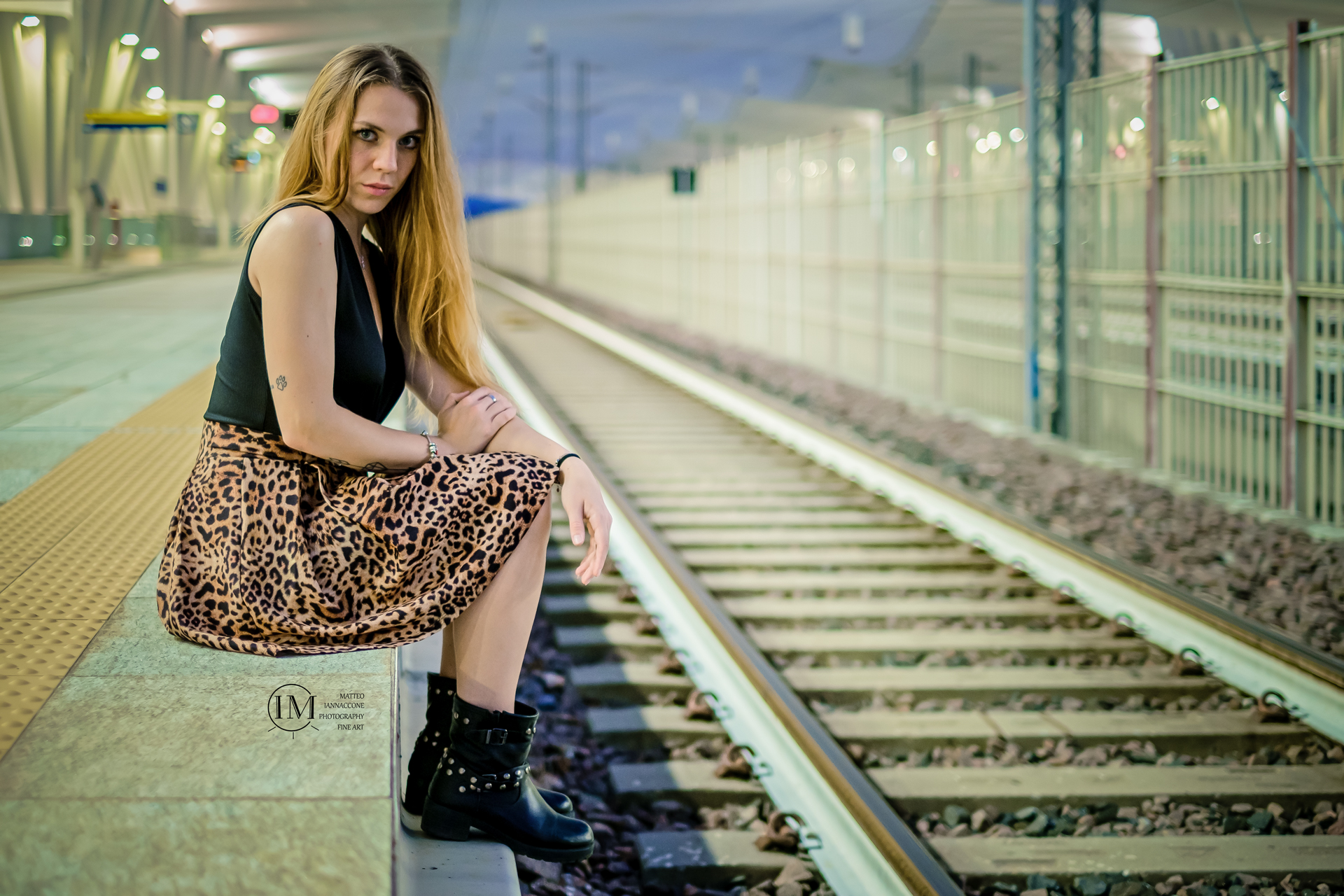 Categorie: Fashion, Glamour, Portrait, Street; Photo: MATTEO IANNACCONE; Model: CHIARA NUNZIATO; Reggio Emilia, RE