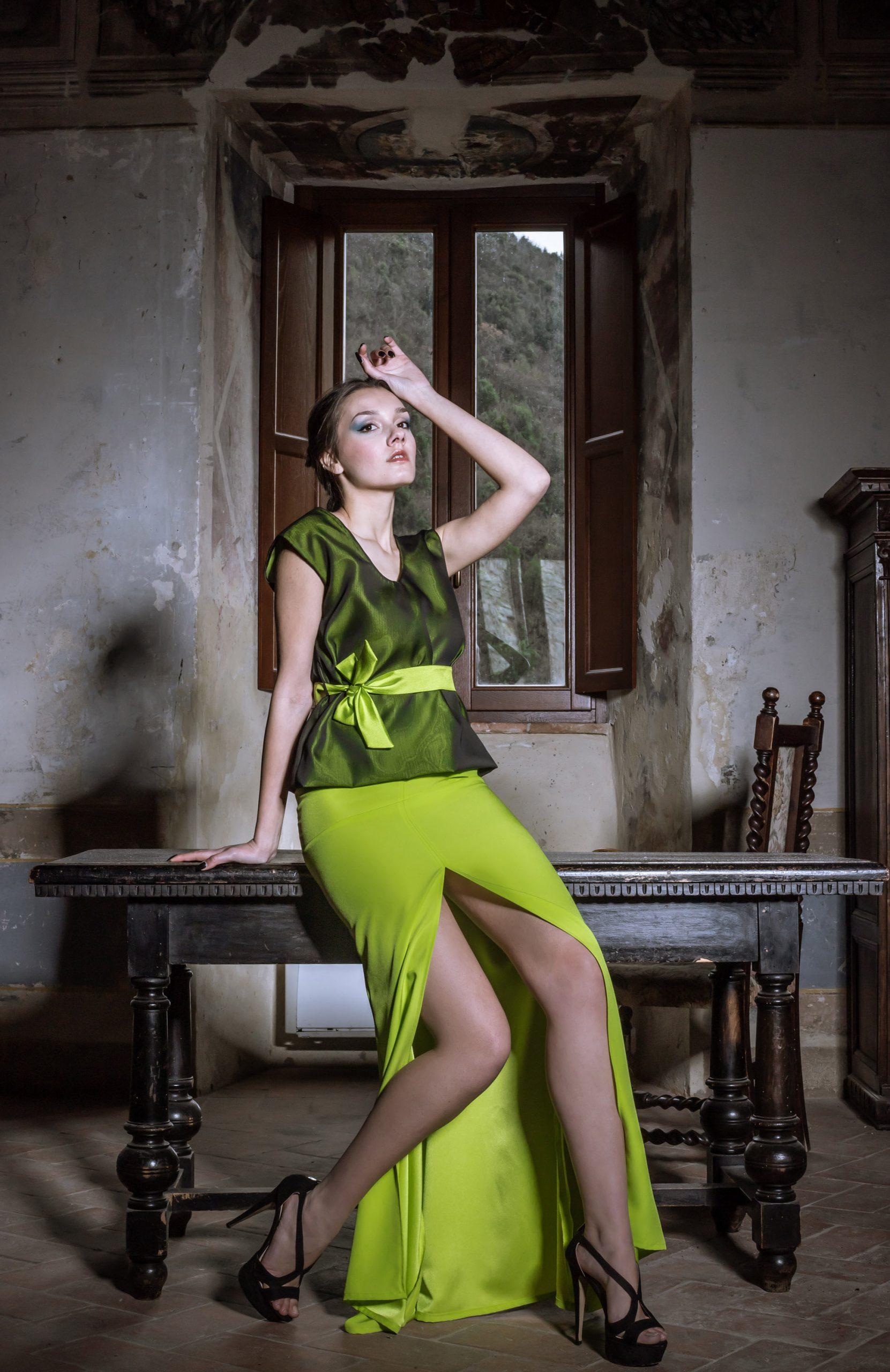 Categorie: Fashion, Portrait; Photographer: EMANUELE TETTO; Models: IRENE BOMBARDELLI e BARBARA MORONI; Mua: LUDOVICA MARINI; Stylist: ROMINA QUADARELLA COUTURE; Videomaker: ELISABETTA DI CARLO; Location: Castello Orsini, Montenero Sabino, RI, Italia