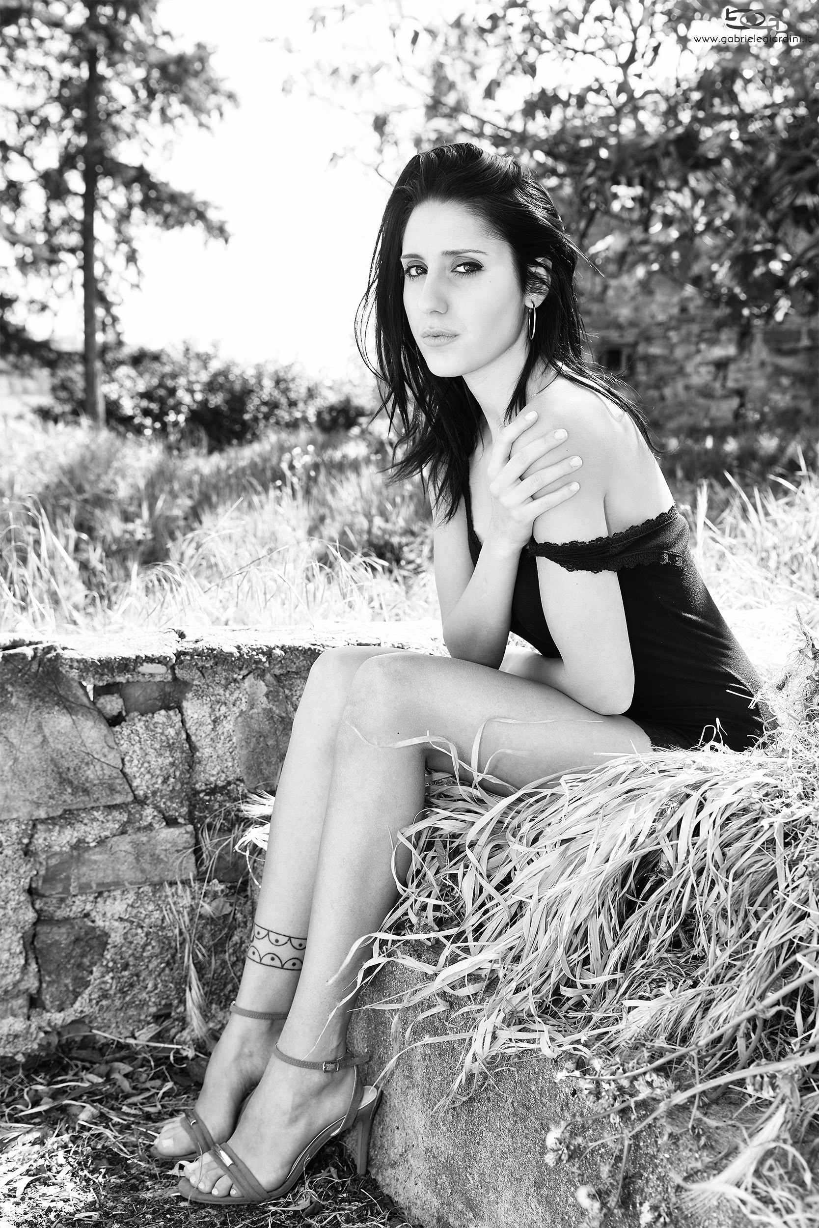 Categorie: Fashion, Portrait; Photographer: GABRIELE GIARDINI; Model: ROSARIA; Location:Poggibonsi, Siena, Italia