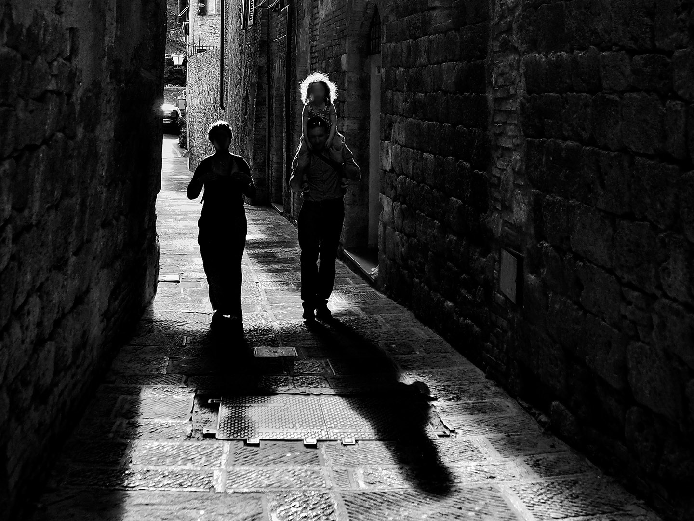 Categorie: Fine Art, Portrait, Street; Photographer: FRANCO GRONCHI; Location: San Gimignano, SI, Italia