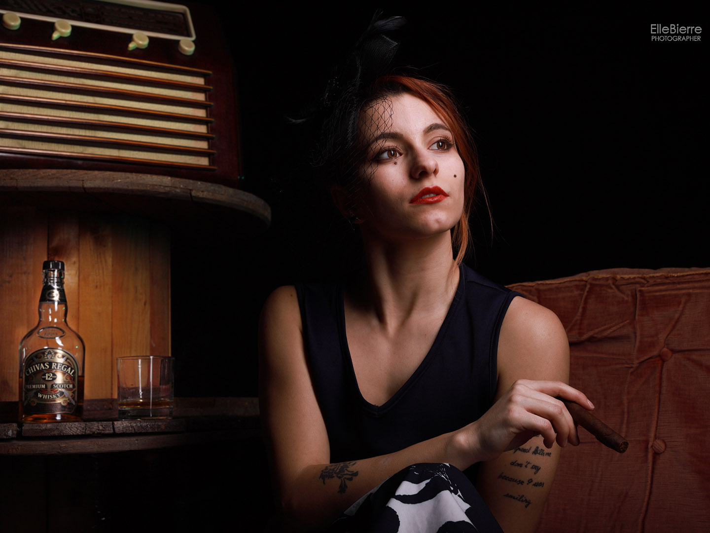 Categorie: Fashion, Portrait; Photographer: LUCA BARTOLI (ElleBierre photographer); Model: DEANNA VOLPI; Assistant: ANDREA CAVALLERETTI; Location: Warhol Station APS, Via Giuseppe Bongiovanni, Ferrara, FE, Italia