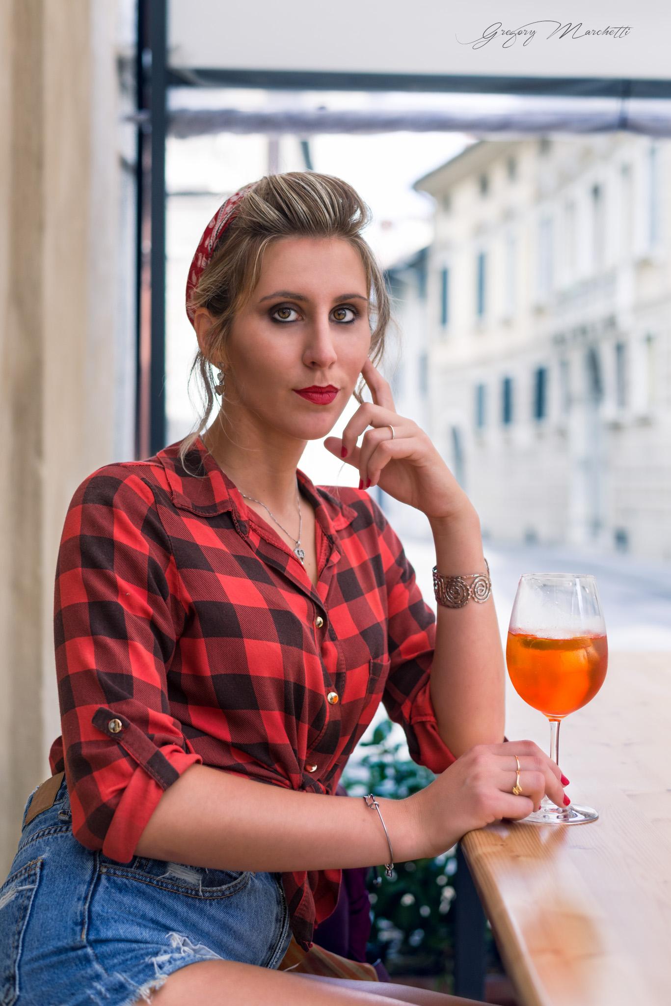 Categorie: Fashion, Glamour, Portrait; Model: MARTYNA COSTA; Photographer: GREGORY MARCHETTI; Location: Feltre, BL, Italia
