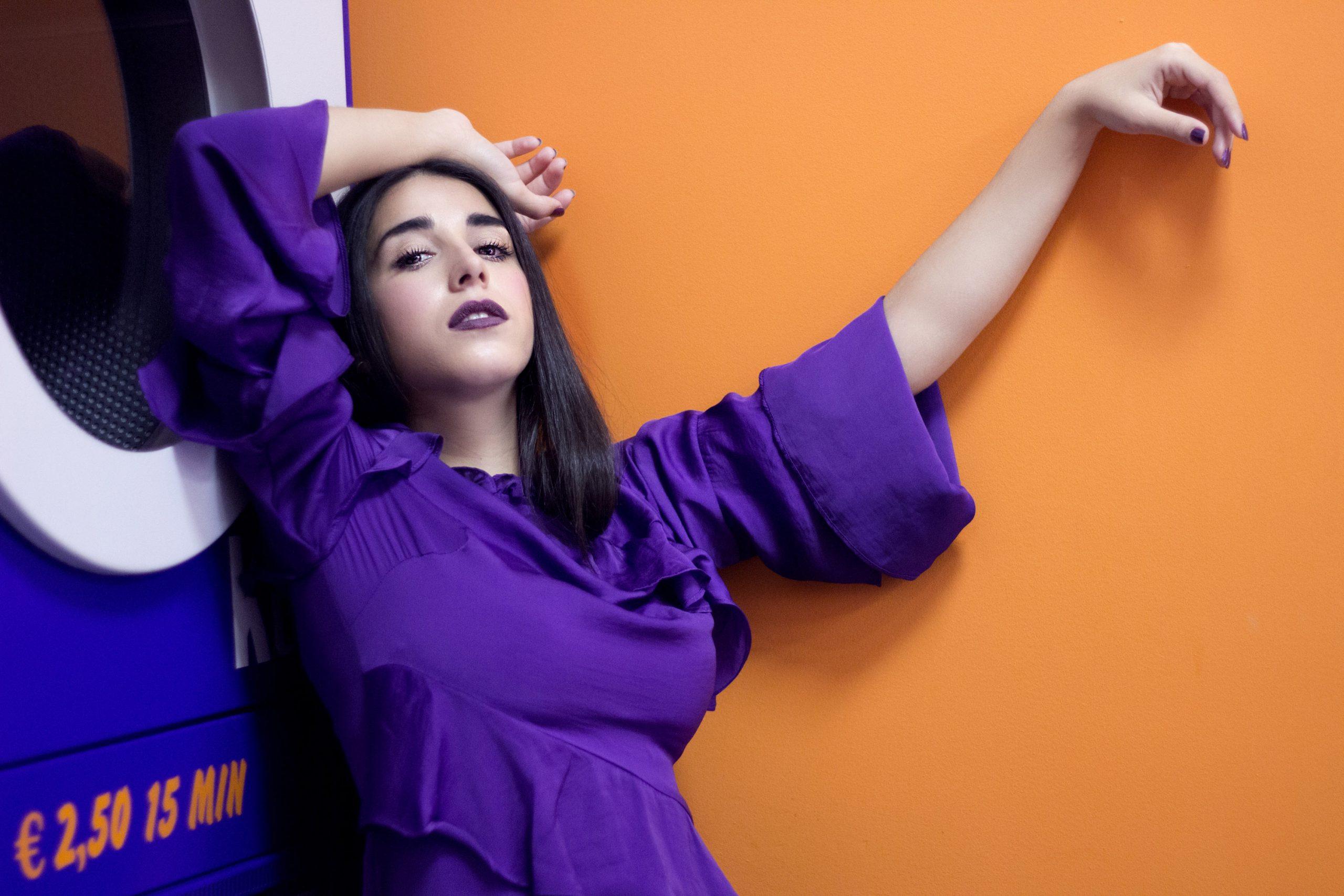 Categorie: Fashion, Glamour, Portrait; Ph, Stylist & Mua: MARINÙ NISTA; Model: GIULIA TASSONE; Location: Bologna, BO, Italia