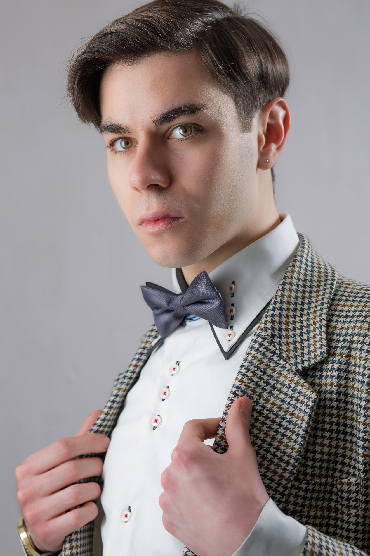Categorie: Fashion, Portrait; Photographer: CALOGERO CHINNICI; Model: MARCO CASTELLANO; Location: Trieste, TS, Italia