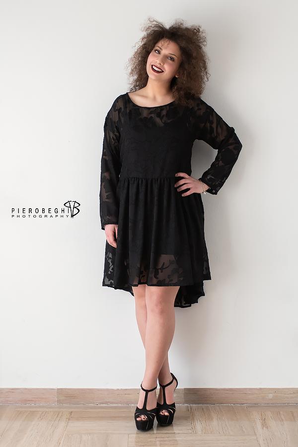 Categorie: Fashion, Glamour, Portrait; Photographer: PIERO BEGHI; Model: VITTORIA PASCA; Location: Ghedi, BS, Italia