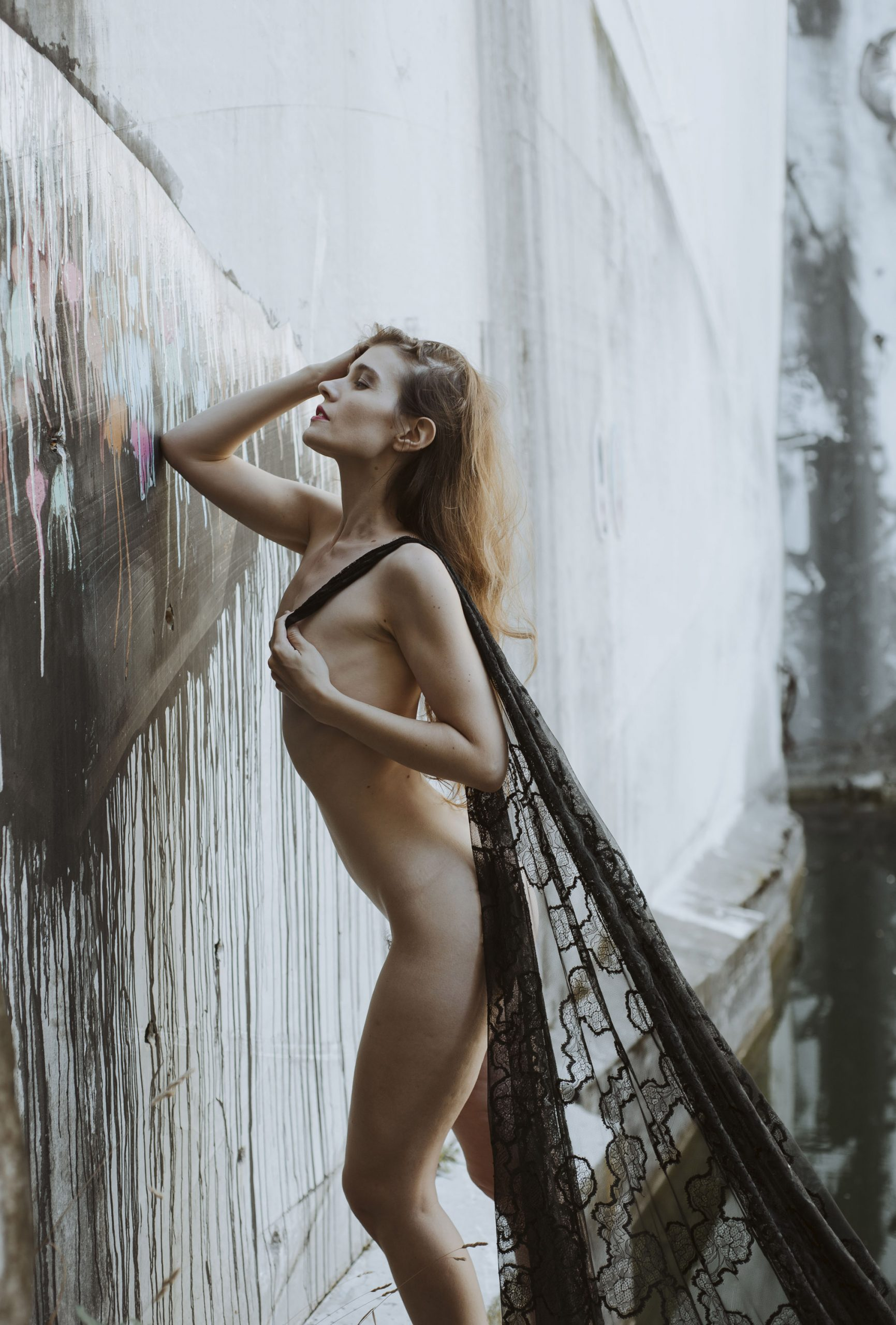 Categorie: Boudoir & Nude, Glamour, Portrait; Photographer: AURORA LIPERINI; Model: ELISA PAGANO; Location: Lucca, LU, Italia