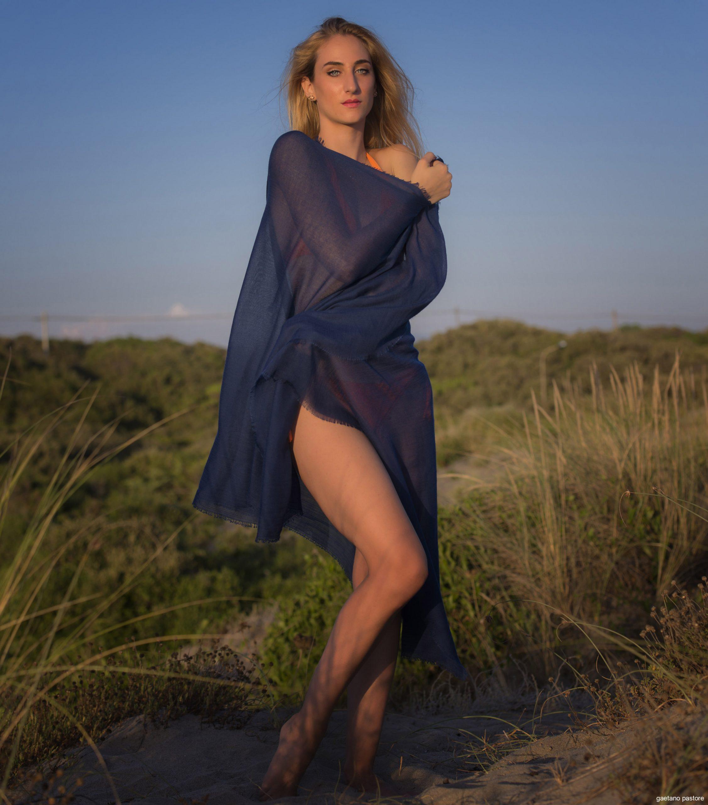 Categorie: Glamour; Photographer: GAETANO PASTORE; Model: MICHELA VICTORIA CAGNIN; Location: Ostia, RM, Italia