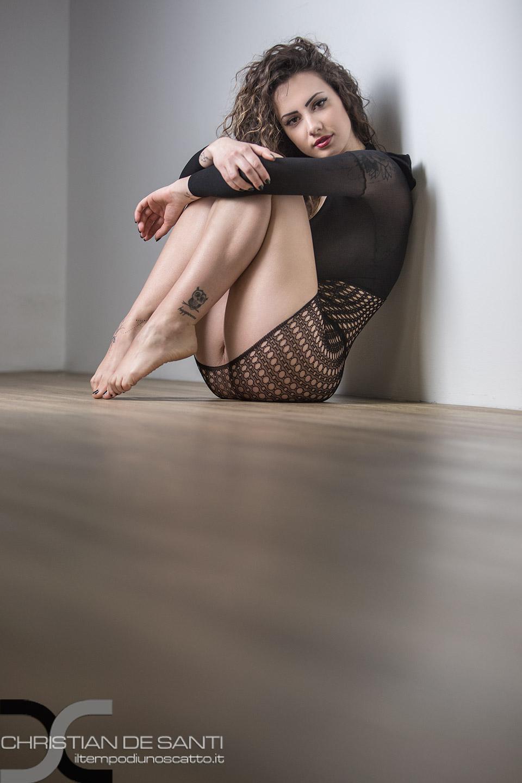 Categorie: Boudoir & Artistic Nude, Glamour, Portrait; Photographer: CHRISTIAN DE SANTI; Model: ILARIA GUIDOTTI; Location: Siena, SI, Italia