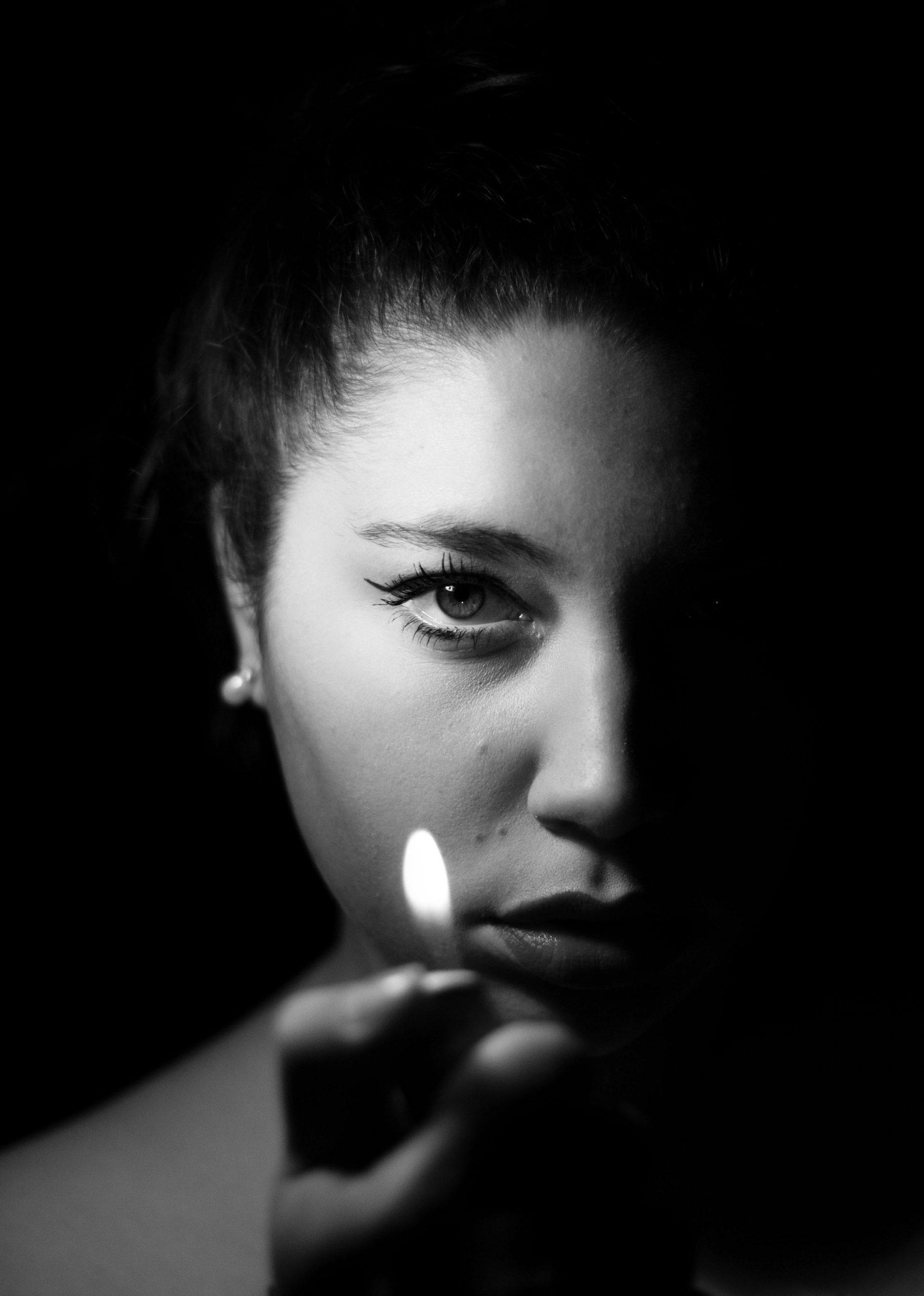 Categoria: Glamour, Portrait; Photographer & Model: FRANCESCA CASARO; Location: Padova, PD, Italia