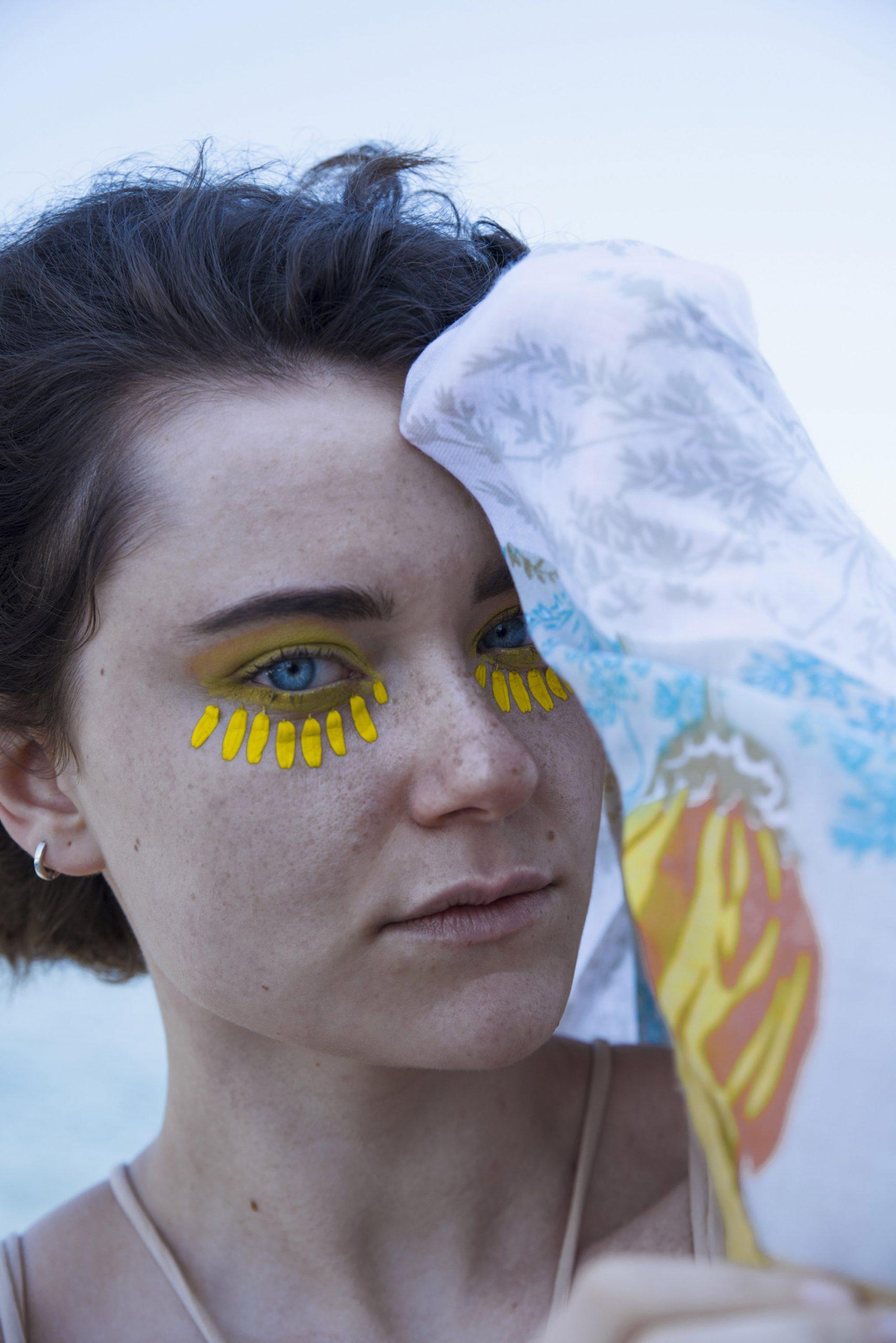 Categorie: Glamour, Portrait; Photographer: AURORA LIPERINI; Model: OLGA KICHYK; Location: Livorno, LI, Italia