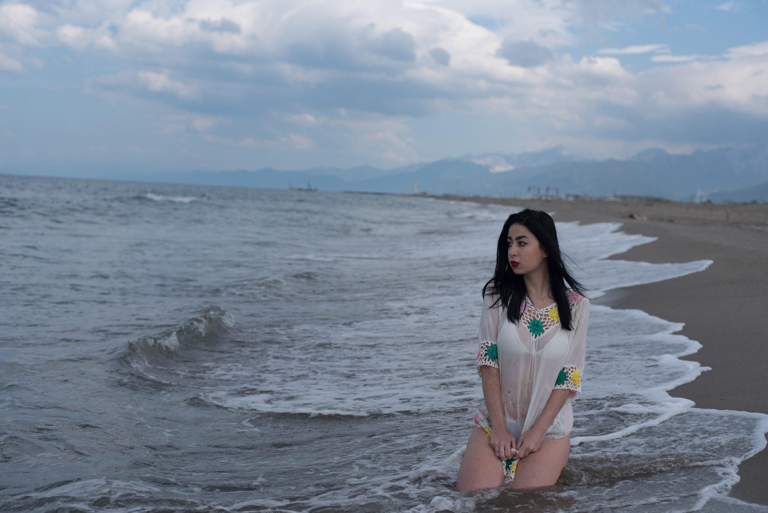 Categorie: Glamour, Fashion, Landscape & Nature, Portrait; Photographer: MASSIMILIANO TOLENTINI (tolemax); Model: DALIA LAZZERINI; Location: Viareggio, LU, Italia