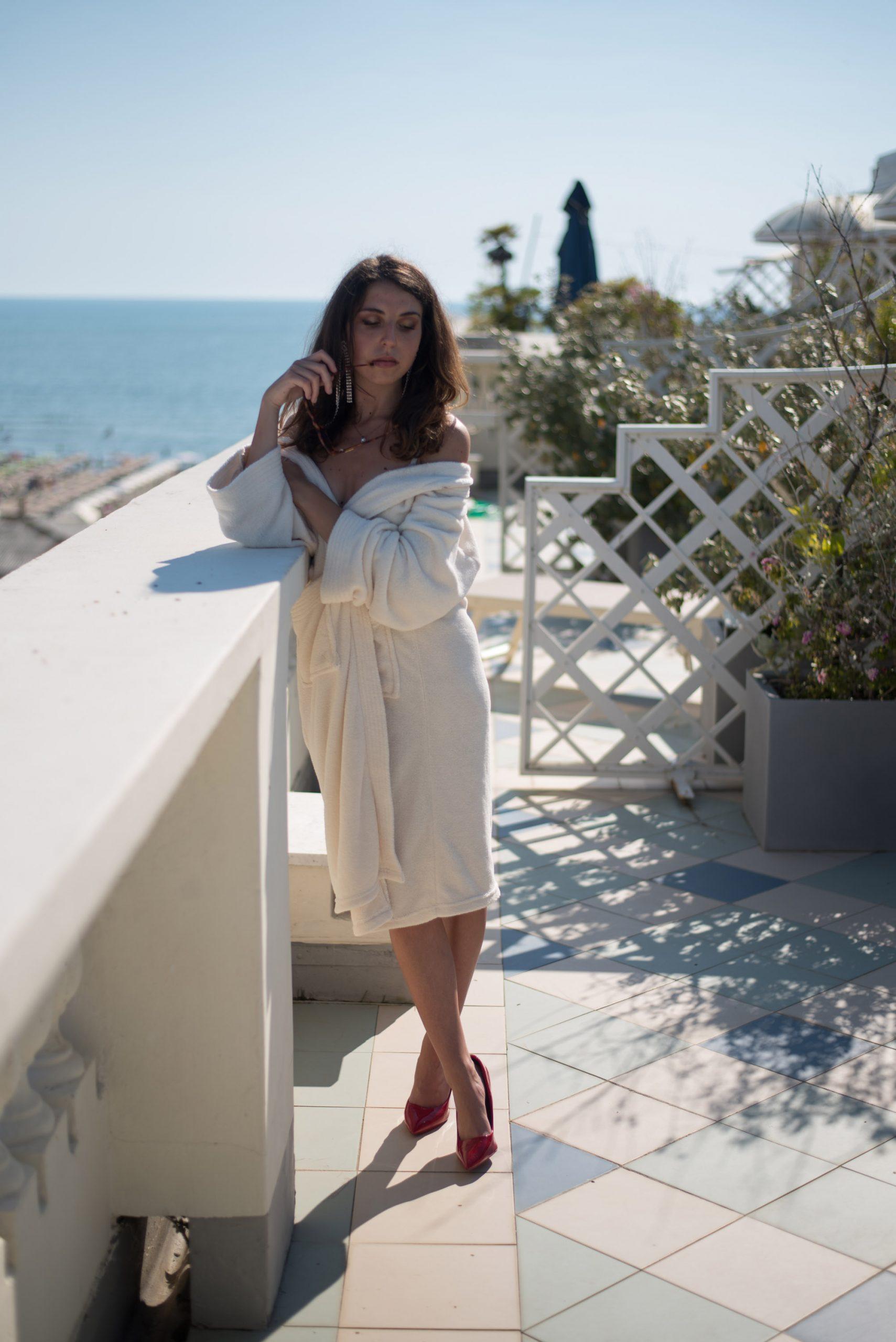 Categorie: Glamour, Fashion, Portrait; Photographer: MASSIMILIANO TOLENTINI (tolemax); Model: FRANCESCA GAROSI; Location: Viareggio, LU, Italia