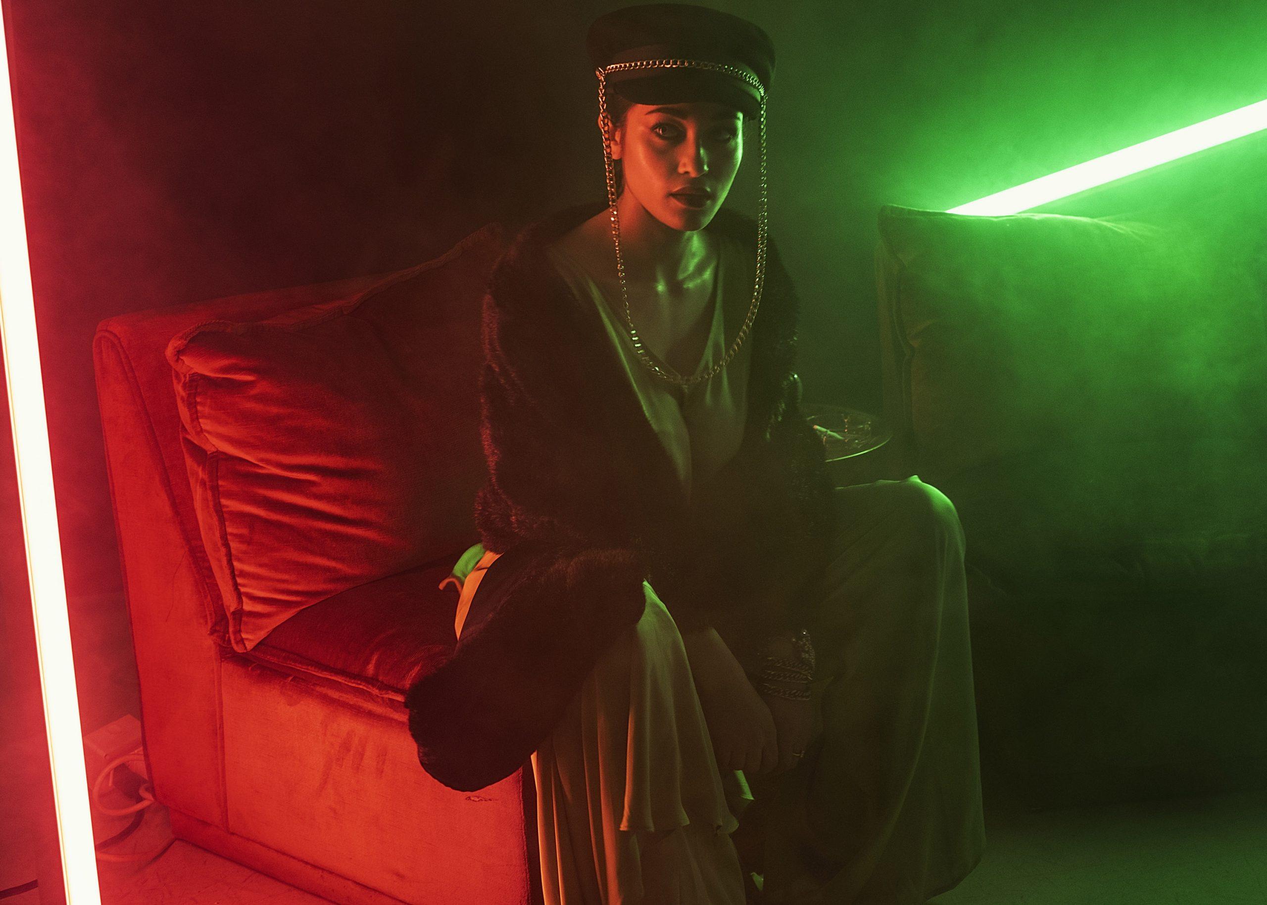 Categorie: Fashion, Glamour, Portrait - Photographer: YLENIA NESE; Stylist: THOMAS DILILLO - Model: MARGHERITA ARESTI - Mua: ALESSANDRA RIGHI - Location: Roma, RM, Italia