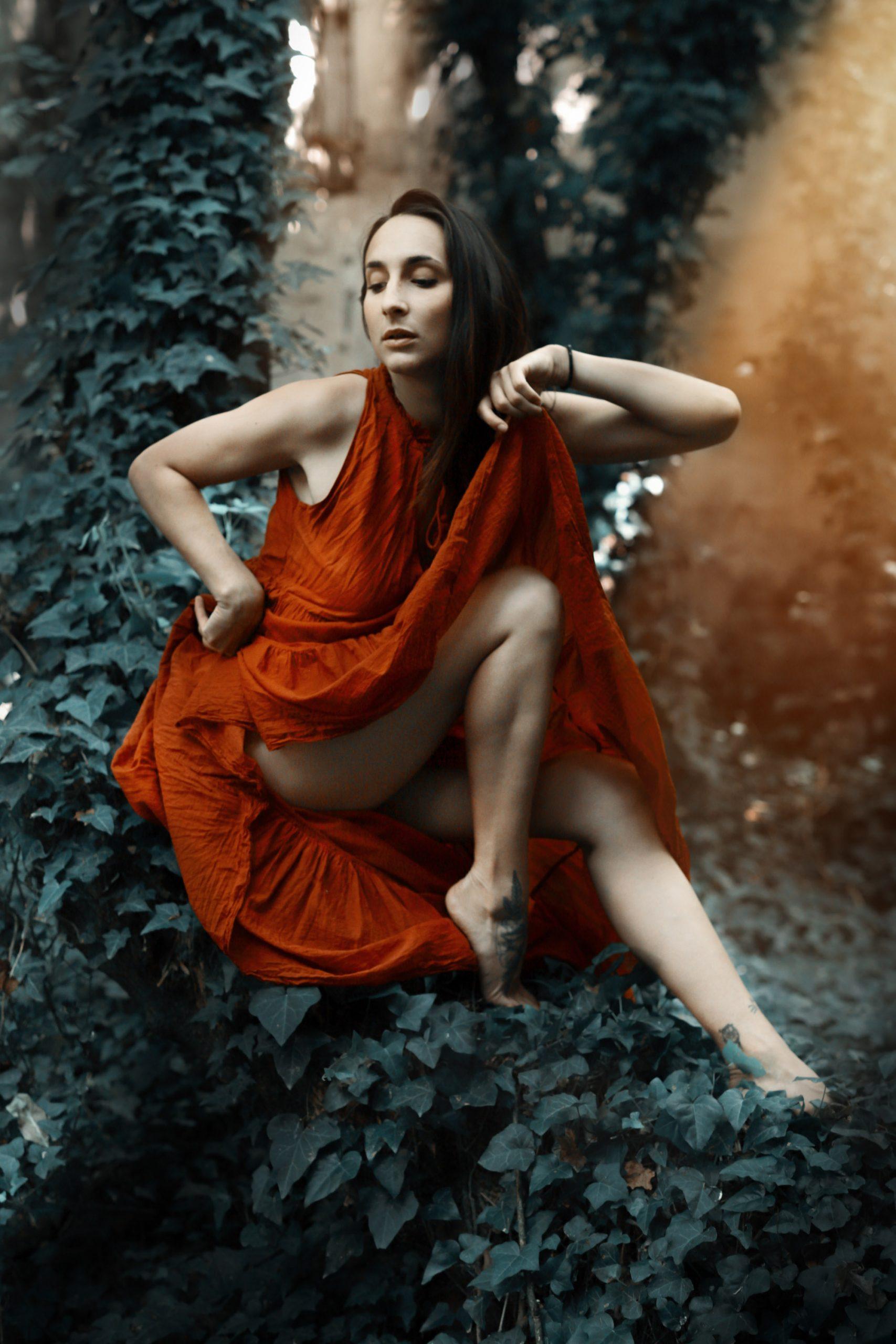 Categorie: Boudoir & Nude, Fine Art, Glamour, Portrait; Photographer: LUCA BARTOLI (ElleBierre photographer); Model: FRANCESCA ZANOTTI; Location: Ferrara, FE, Italia
