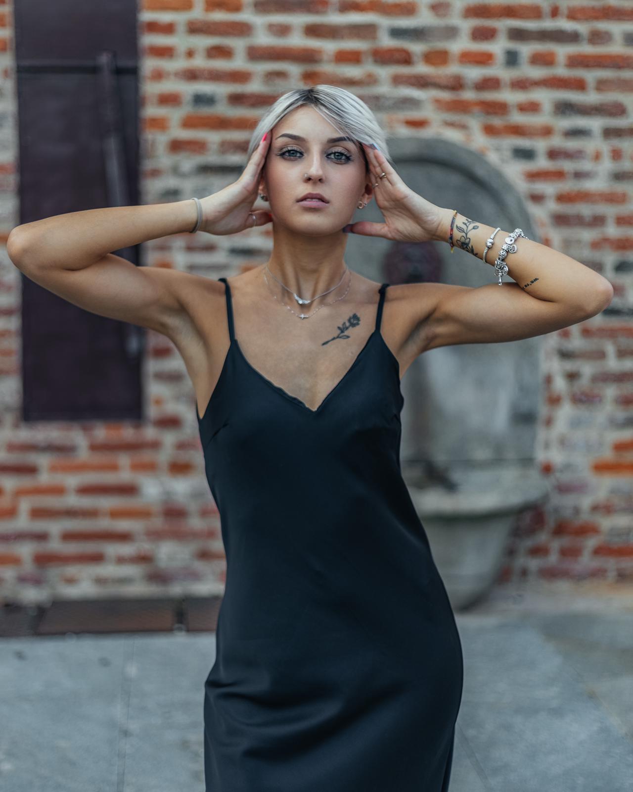 Categorie: Fashion, Glamour, Portrait - Photographer: CHRISTIAN ZINFOLLINO - Model: CATERINA CORONA (_caterinacorona_) - Location: Torino, TO, Italia