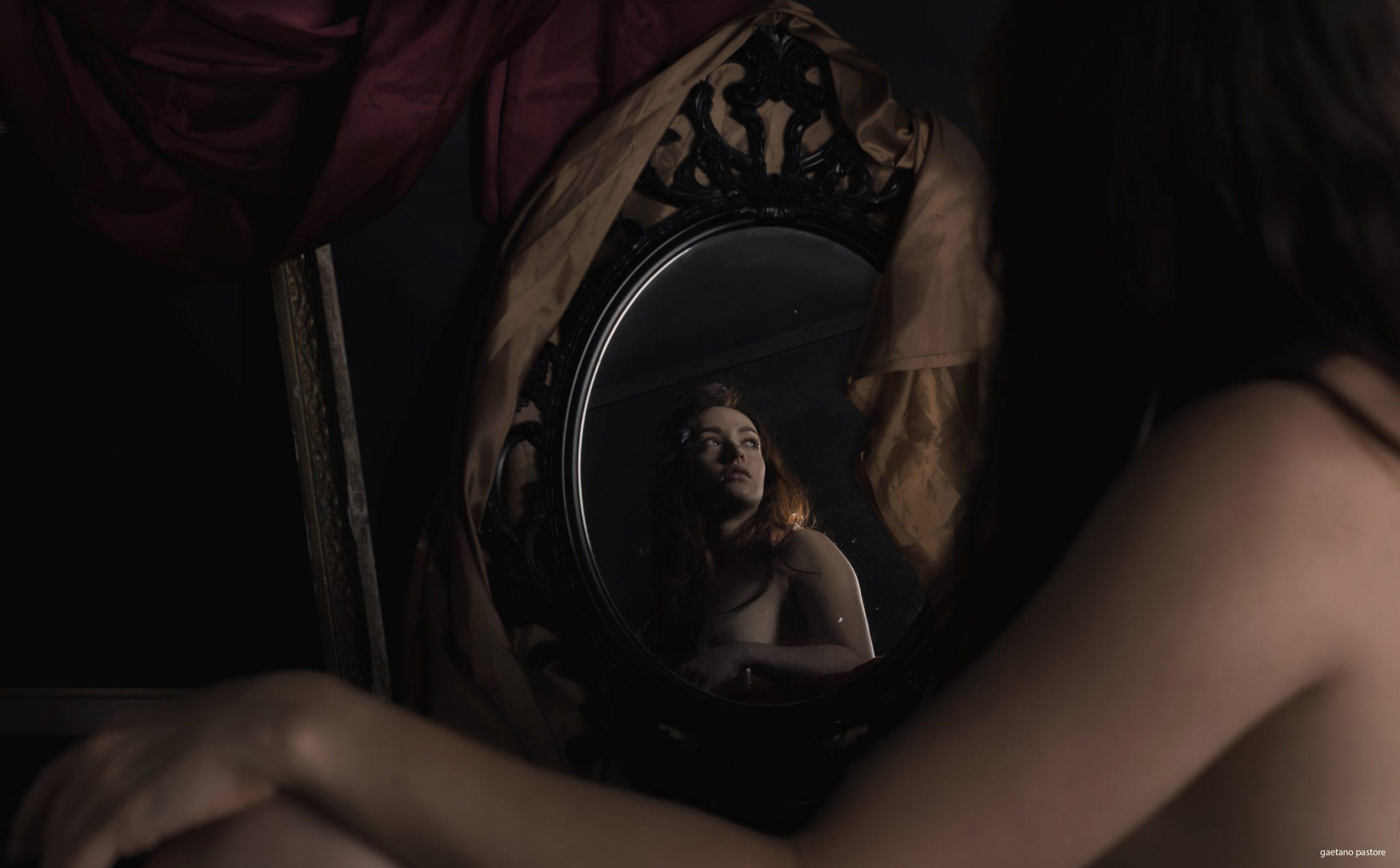 Categorie: Boudoir & Nude, Fine Art, Portrait: GAETANO PASTORE - Model: FEDERICA ZONGOLI - Location: Roma, RM, Italia