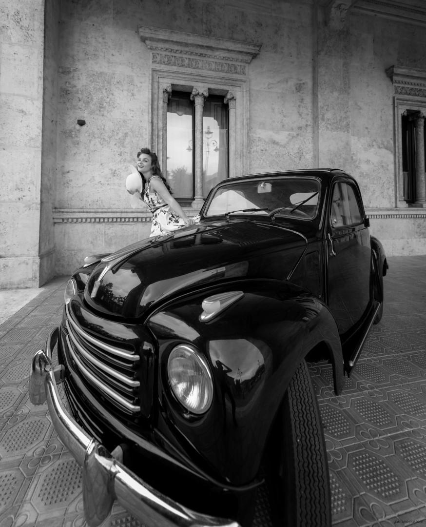Categorie: Glamour, Portrait - Photographer: GAETANO PASTORE; Model: CORA GASPAROTTI - MUA and Hair Stylist: GIORGIA BIANCHI - Hair Stylist: TONINO ACCONCIATURE - Location: Avezzano, AQ, Italia