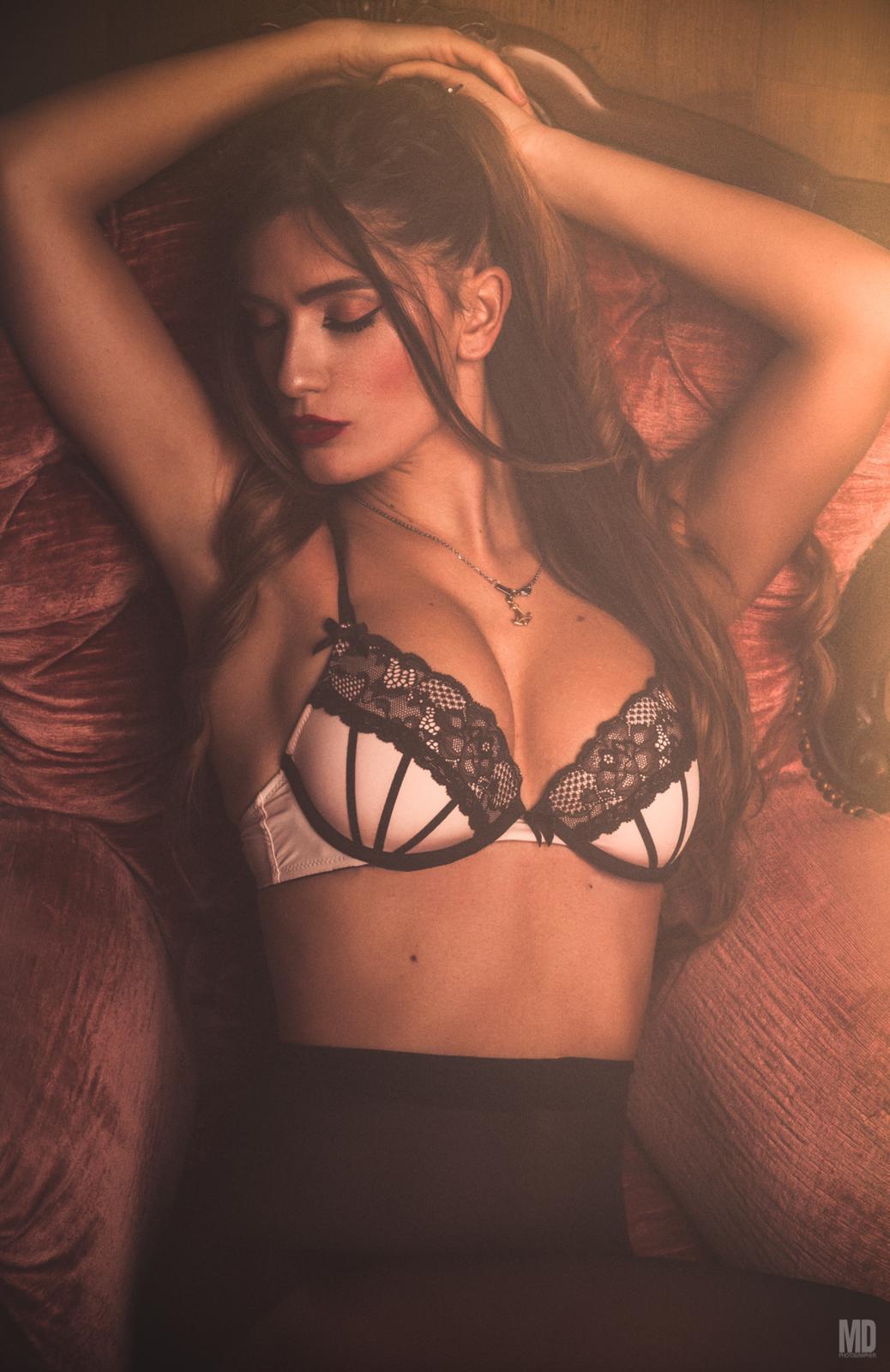 Categorie: Boudoir & Nude, Glamour, Portrait; Model: DORA STELLA - Photographers: NICO RUFFATO, LUCA CLERICI, MARIO DOSI, SIRIO SERUGHETTI, SHAUN STUBLEY - Location: Milano, MI, Italia