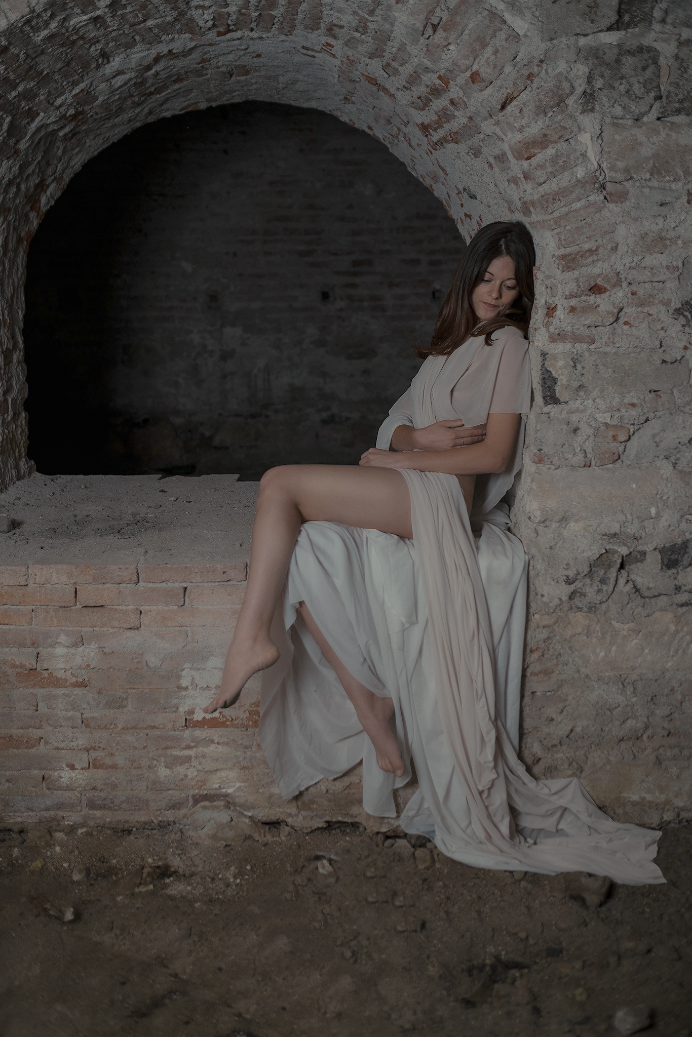 Categorie: Glamour, Portrait - Photographer: FEDERICO PASQUALINI - Model: ERIKA PRIMO - Location: Verona, VR, Italia