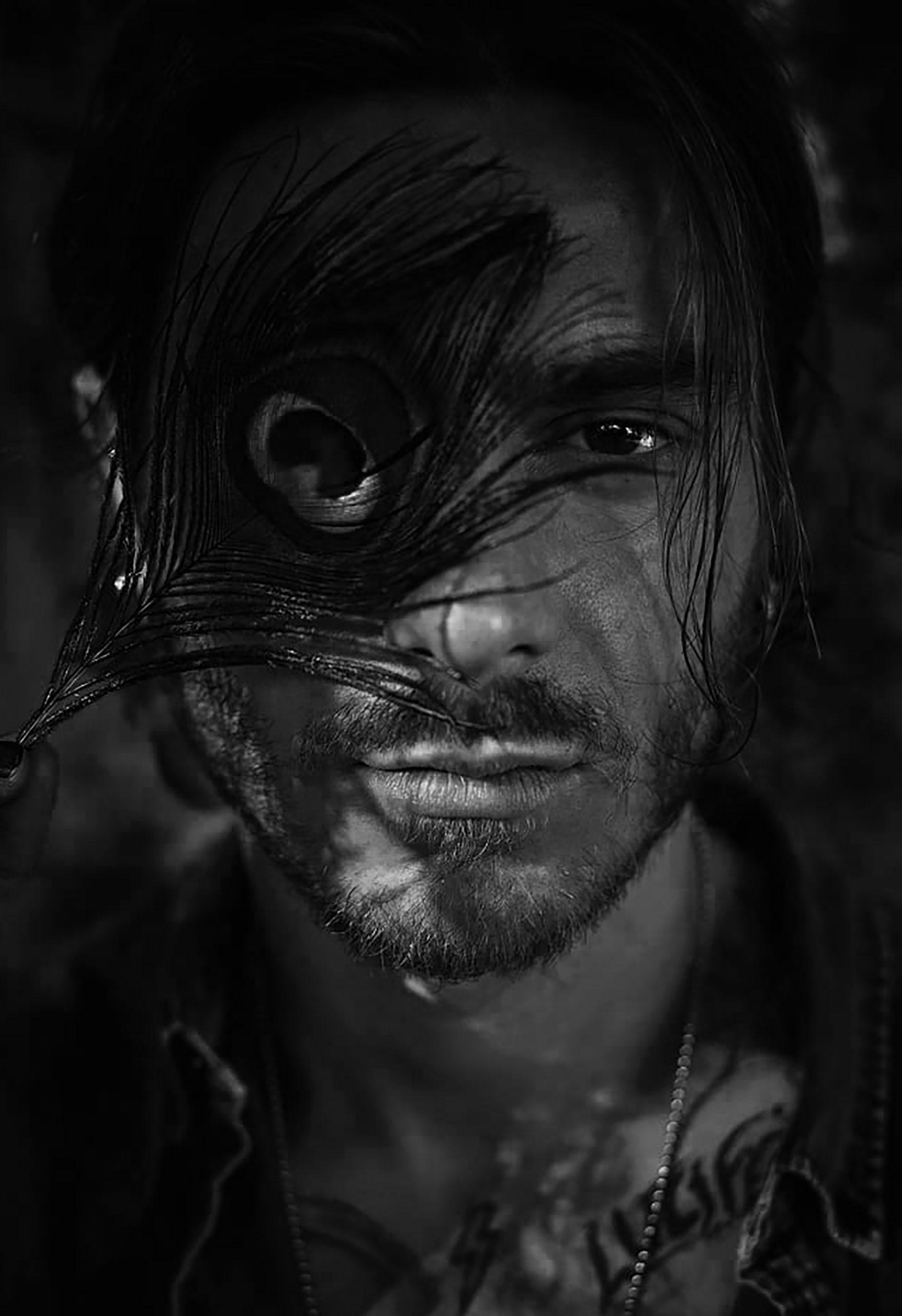 Categorie: Portrait - Photographer: IRENE FITTIPALDI - Model: GUGLIELMO GAUDIOSO - Location: Roma, RM, Italia
