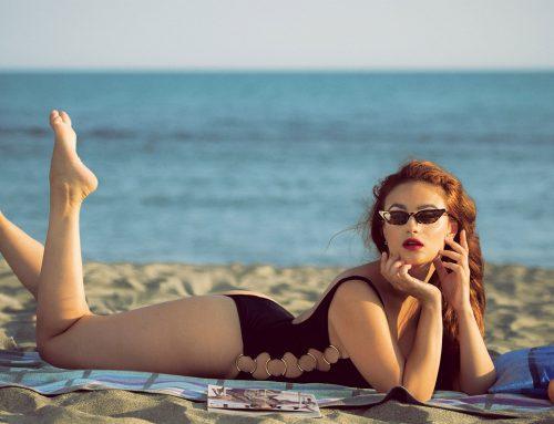 SIXTIES ON THE BEACH…