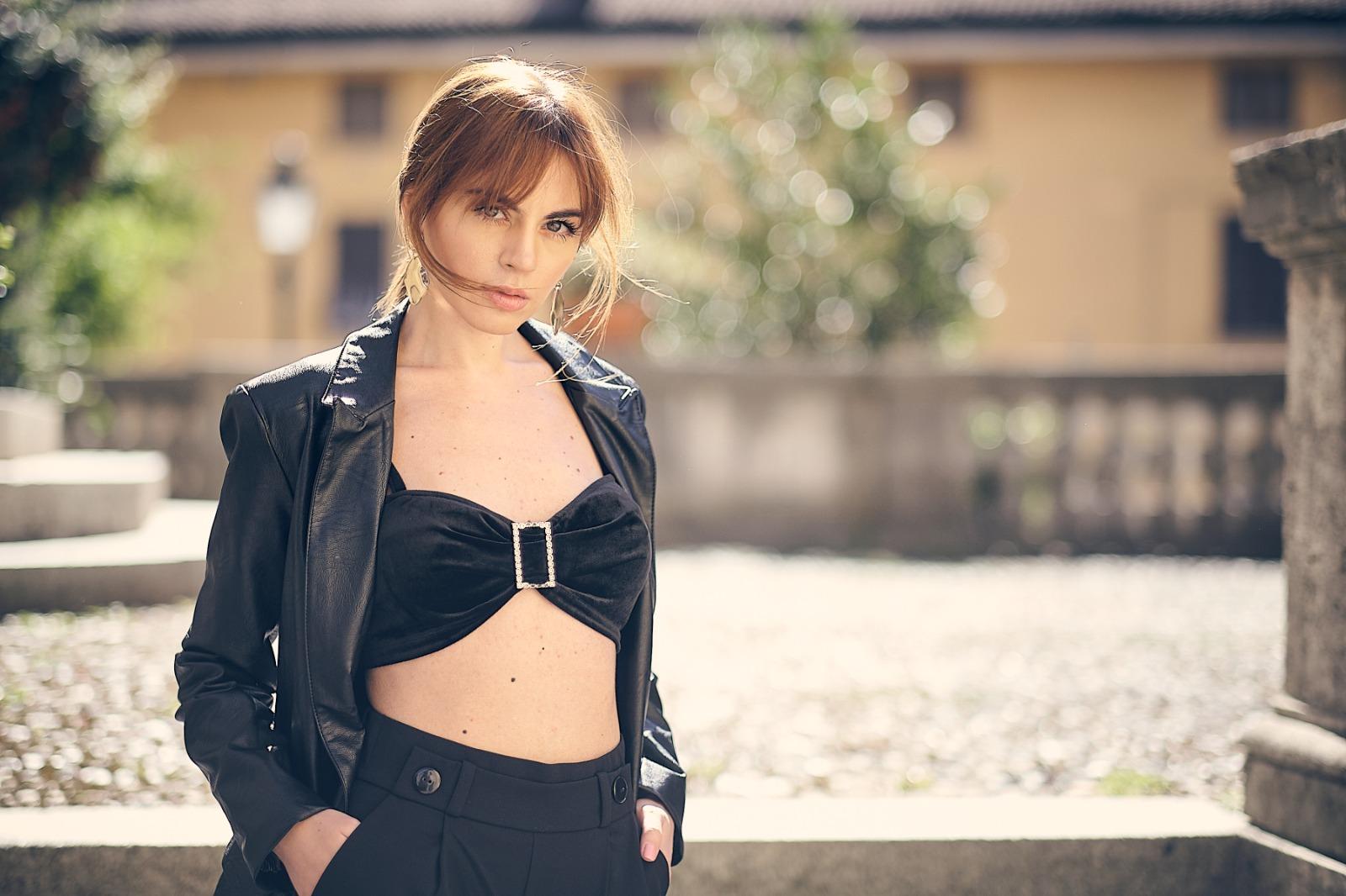 Categorie: Fashion, Glamour, Portrait - Photographer: MASSIMO TAMIAZZO - Model: MIMI - Location: Novi Ligure, AL, Italia