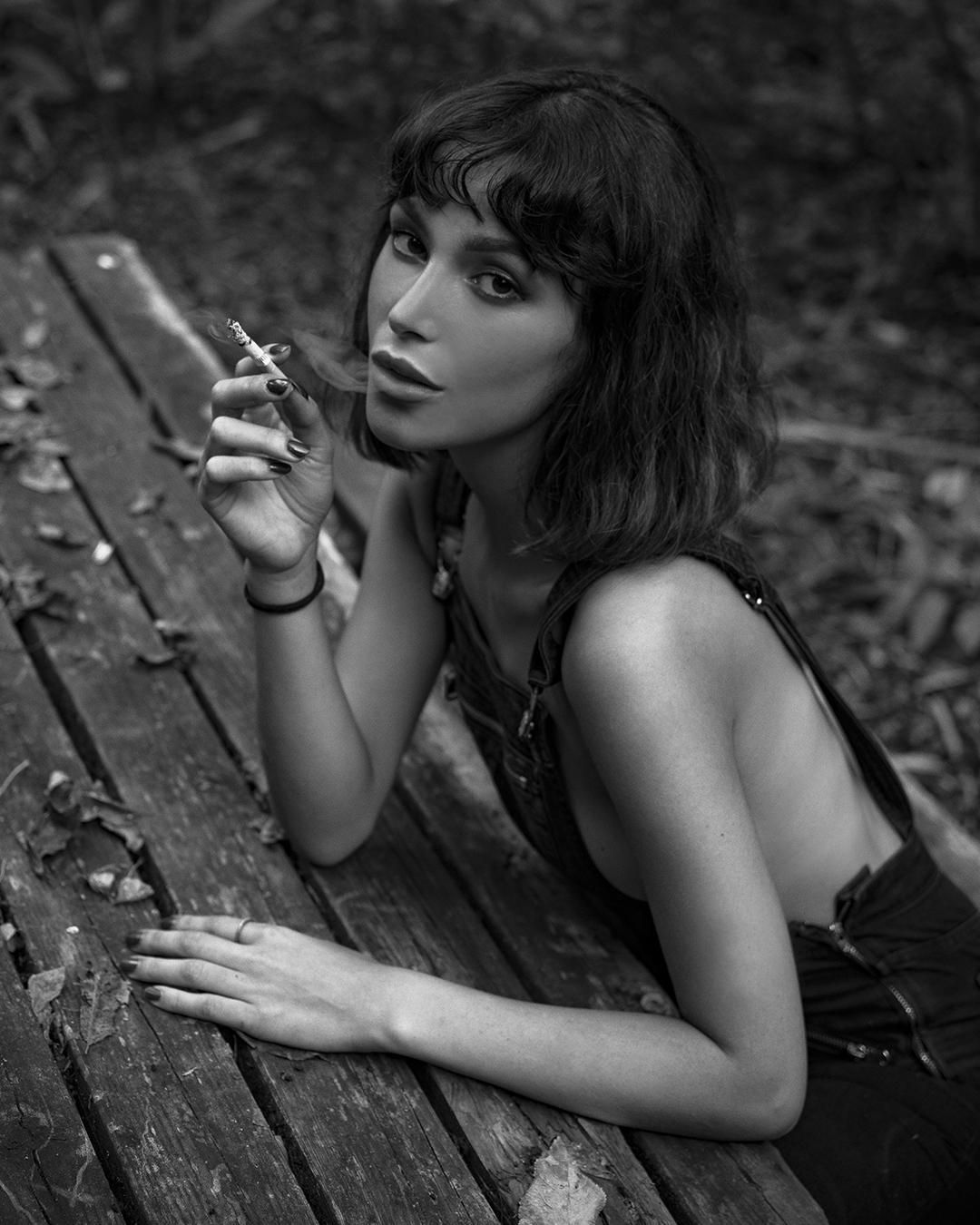 Categorie: Glamour, Landscape & Nature, Portrait - Photographer: ANDREA ALVARO - Model: ILARIA BUCCIANTI - Location: Barbarano Romano, VT, Italia