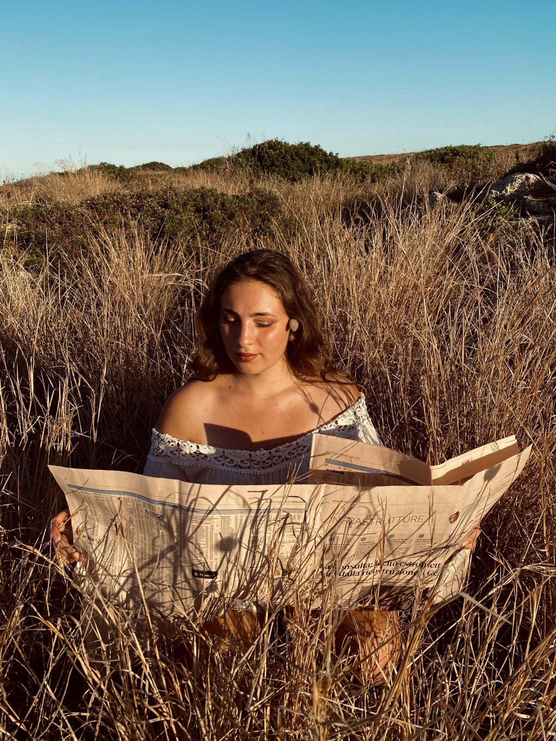 Categorie: Glamour, Portrait - Photographer: LARA LONZAR (zoomintophotos) - Model: GAIA DIMINA - Location: Siracusa, SR, Italia