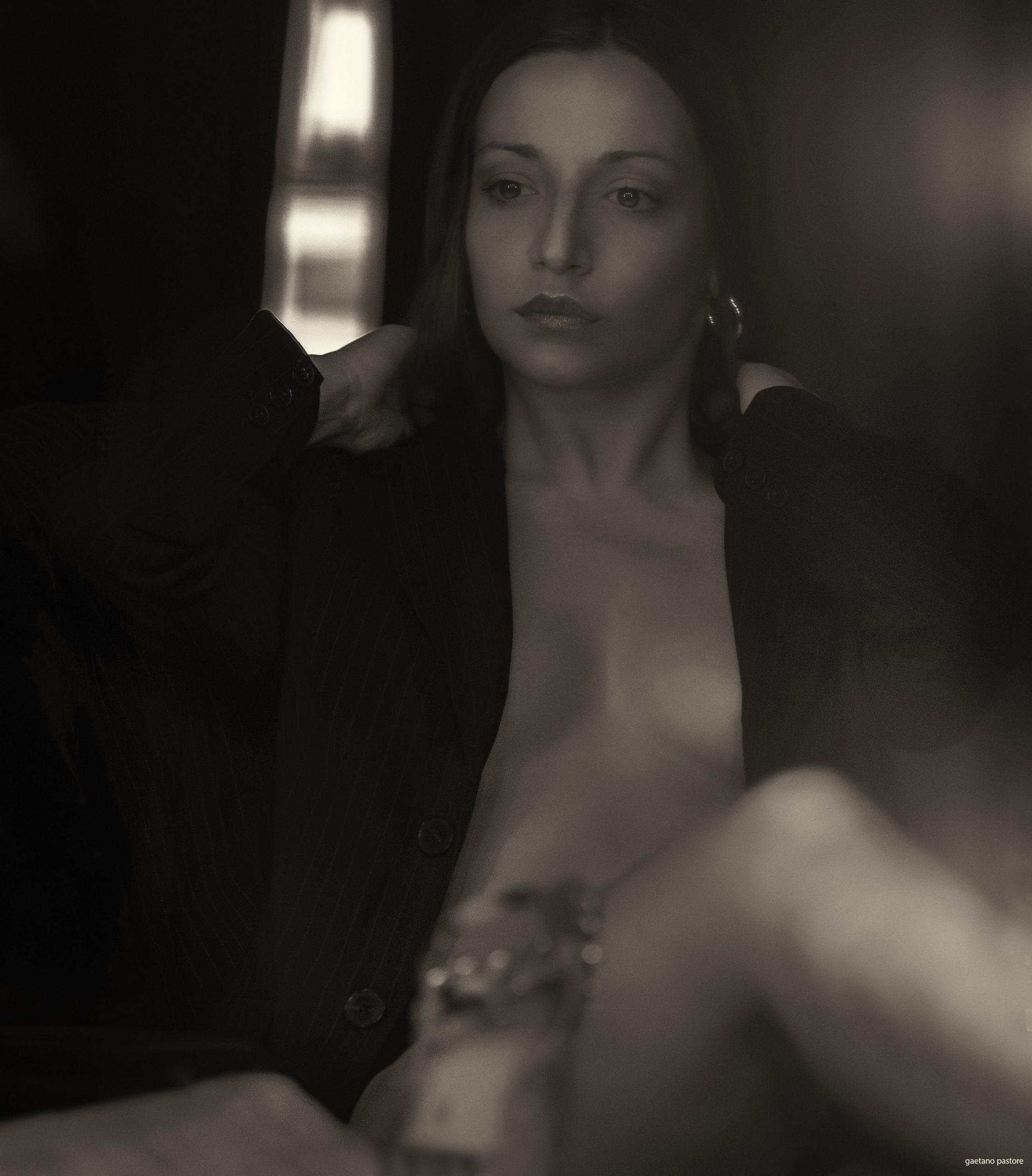 Categorie: Glamour, Portrait - Photographer: GAETANO PASTORE; Models: ALLISON BENINTENDE & CHRISTIN - Location: Roma, RM, Italia