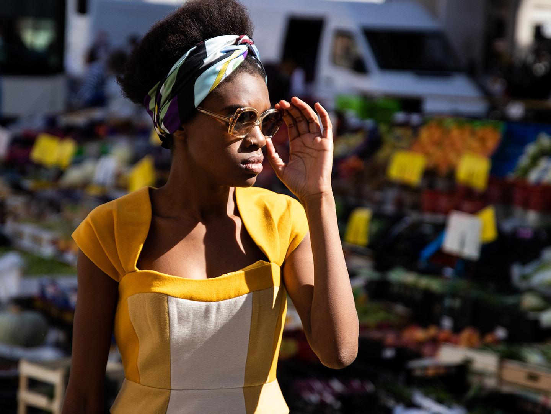 Categorie: Fashion, Portrait - Photographer: MAURO GALVAGNO - Model: SALI - Stylist: VENDELA WIKBERG - Shop: VENDELA'S CLOSET - MUA: @BarbaraDevotimakeup - Location: Piacenza, PC, Italia