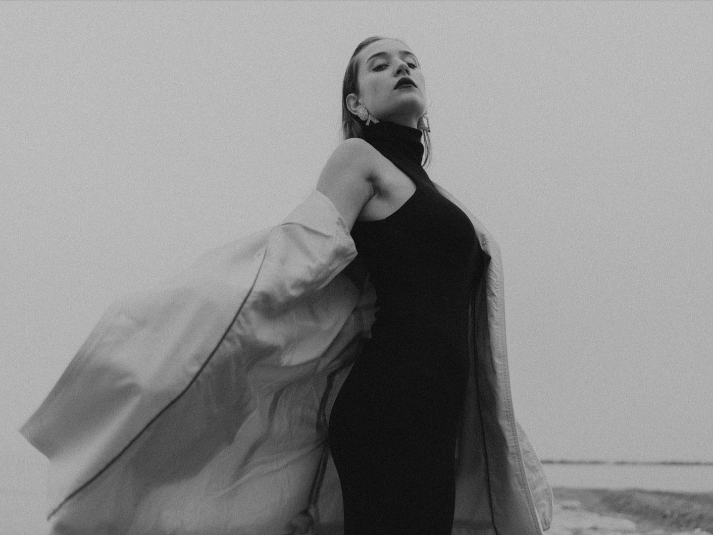 Categorie: Fashion, Glamour, Portrait - Photographer: SIMONA BUCCOLIERI; Model: FRANCESCA ZAMA; Location: Ravenna, RA, Italia