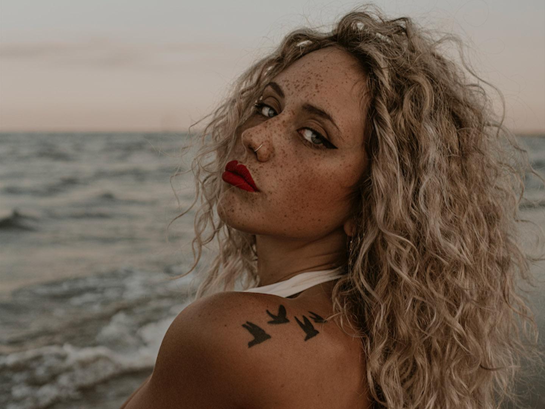 Categorie: Glamour, Portrait - Photographer: SIMONA BUCCOLIERI; Model: GIULIA MARIANI; Location: Ravenna, RA, Italia