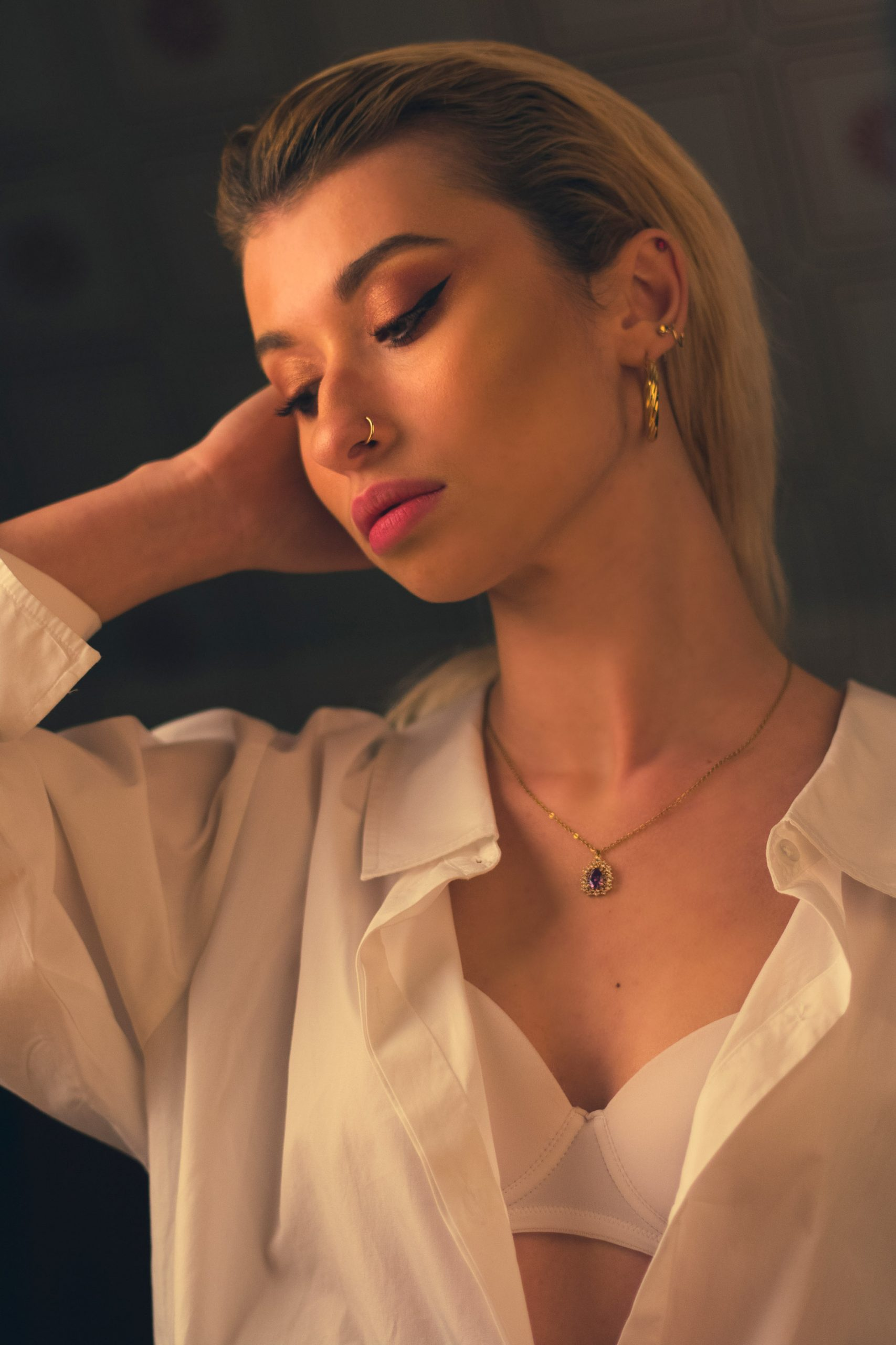 Categorie: Glamour, Fashion, Portrait - Photographer: FEDERICO ESPOSITO - Model: VALENTINA CARLEI - Location: Lamezia Terme, CZ, Italia