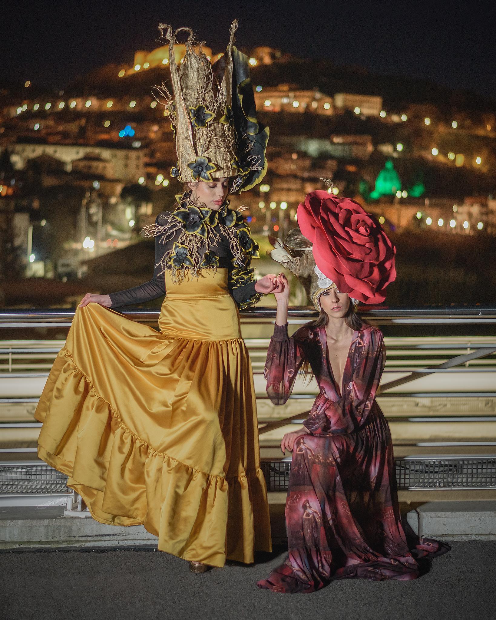 Categorie: Fashion, Glamour, Portrait - Photographer: FRANCESCO SCALZO - Stylist: SLADANA KRSTIC - Brand: QUEENMOOD COUTURE - Stylist e Make-up: MOEMA ACADEMY DI COSENZA - In collaborazione con GIADA FALCONE, direttore artistico della Cosenza Fashion Week - Models: FRANCESCA RICCIO & MARIA GABRIELLA CATALANO - Assistant: DANIELA FUCILLA - Location: Cosenza, CS, Italia