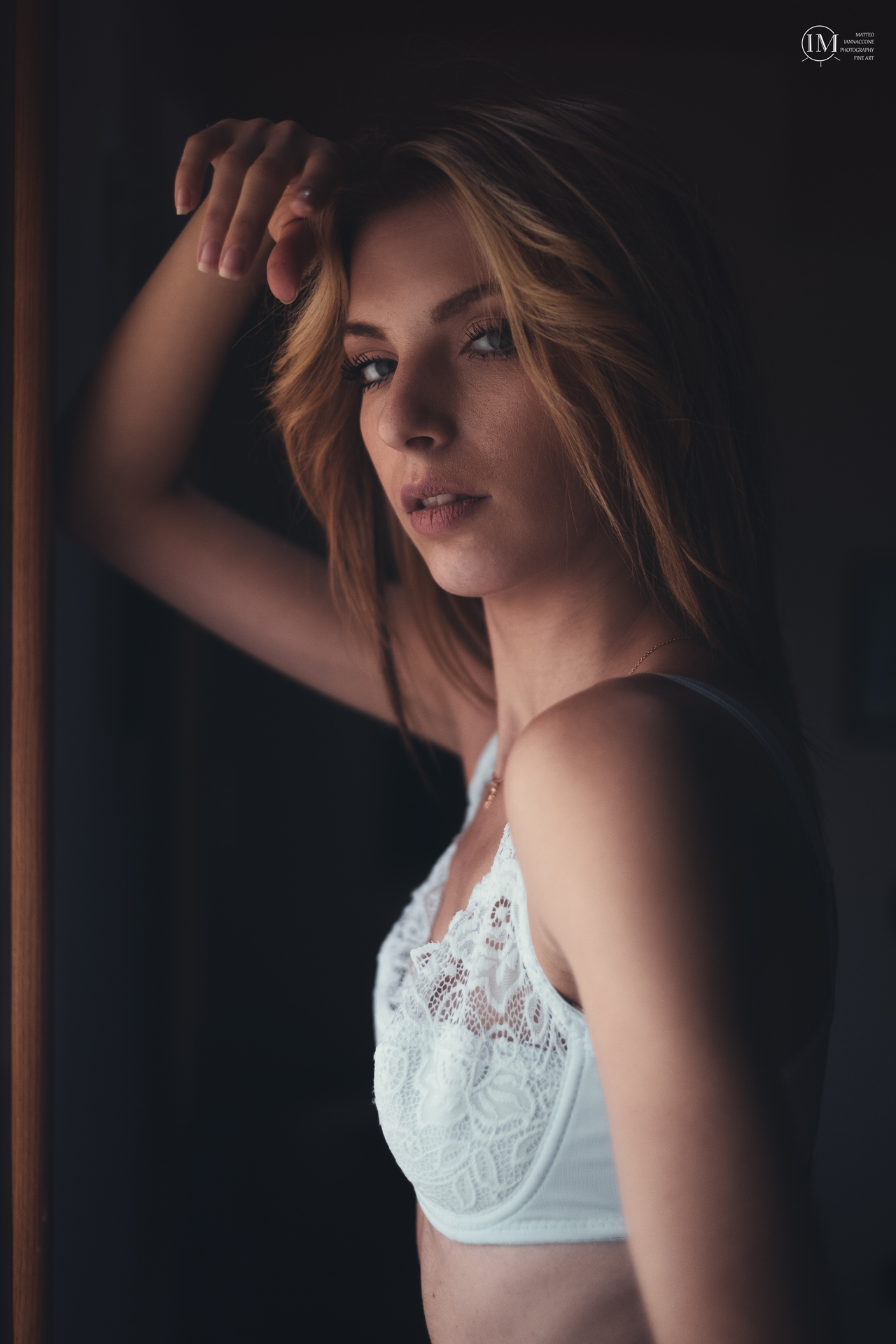 Categorie: Boudoir & Nude, Glamour, Portrait - Photographer: MATTEO IANNACONE - Models: TIZIANA MUSIARI, LETIZIA REVERBERI - Location: Reggio Emilia, RE, Italia
