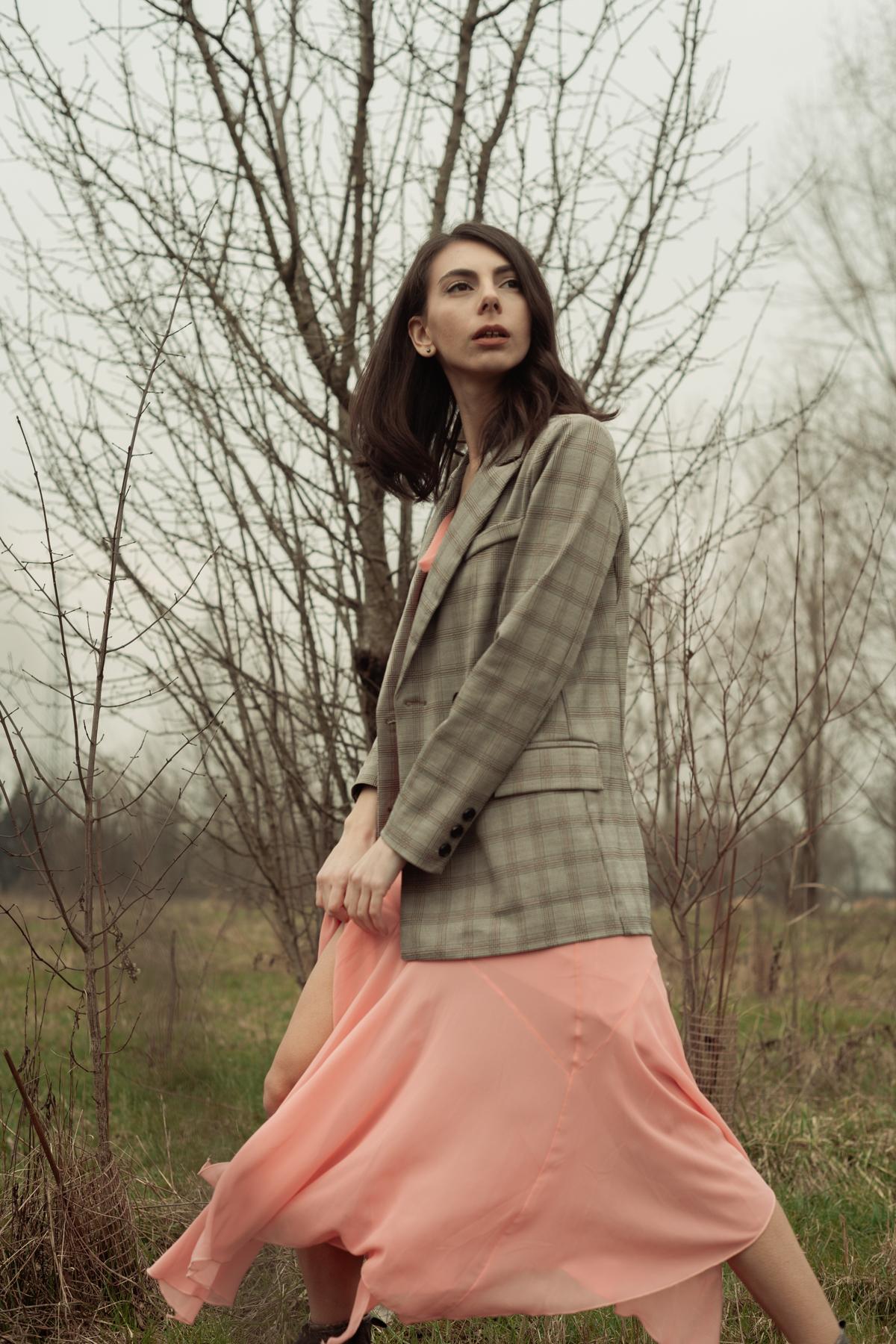 Categorie: Fashion, Portrait - Photographe: ALESSIO MASTROIANNI - Model: ALICE LABOLI - Location: Milano, MI, Italia