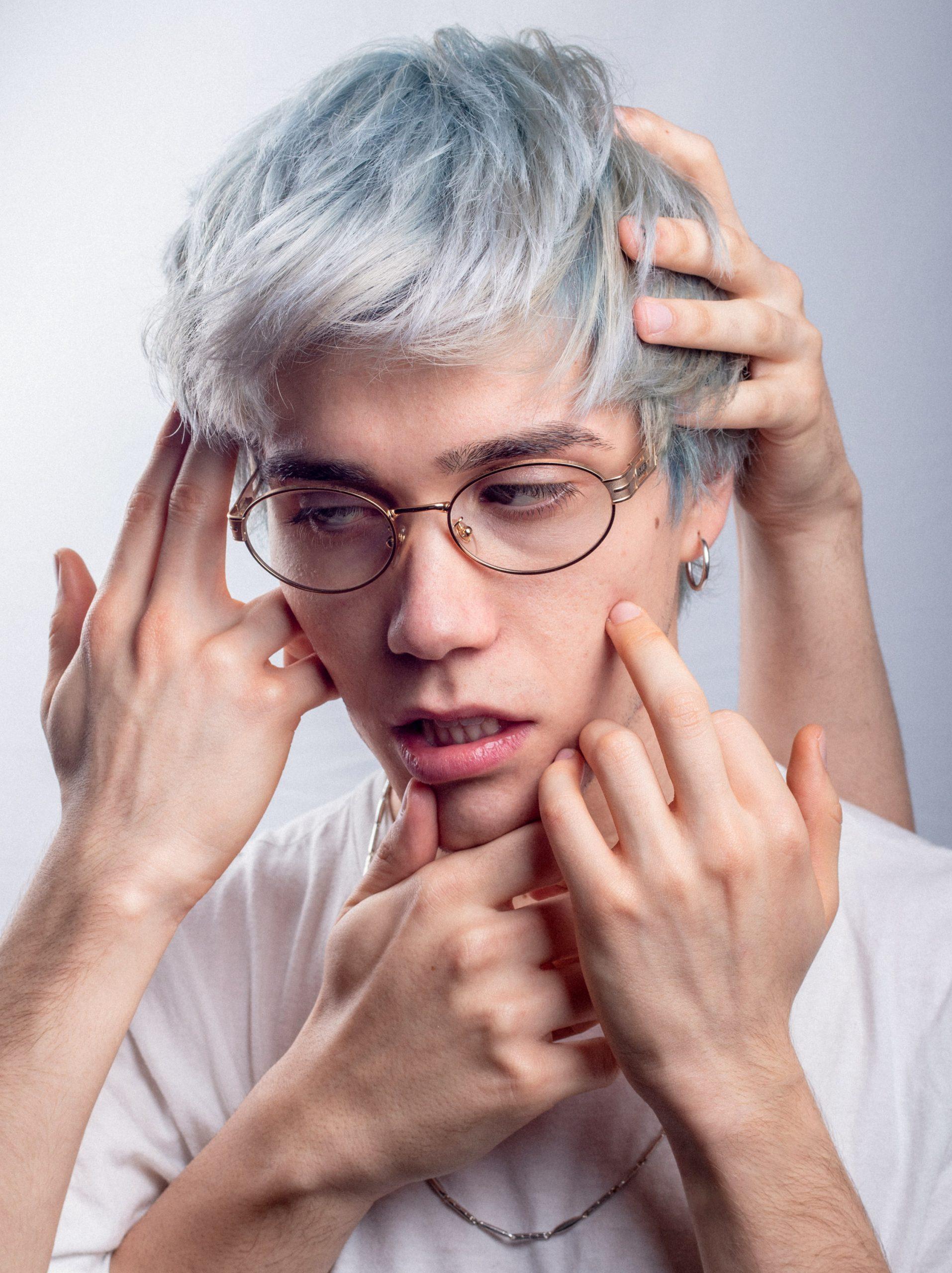 Categorie: Portrait - Photographer: FEDERICO ESPOSITO - Models: MARIO AMENDOLA & SAMUELE GIUDICE - Hair-stylist: GIUDICE PARRUCCHIERI - Location: Lamezia Terme, CZ, Italia