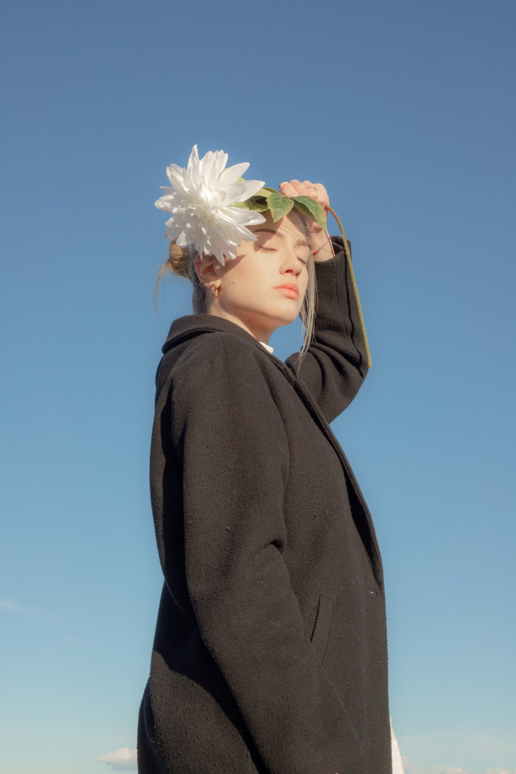 Categorie: Glamour, Fashion, Portrait - Photographer: NAOMI CANINO - Model:GIORGIA MASTRIA - Location: Catanzaro, CZ, Italia