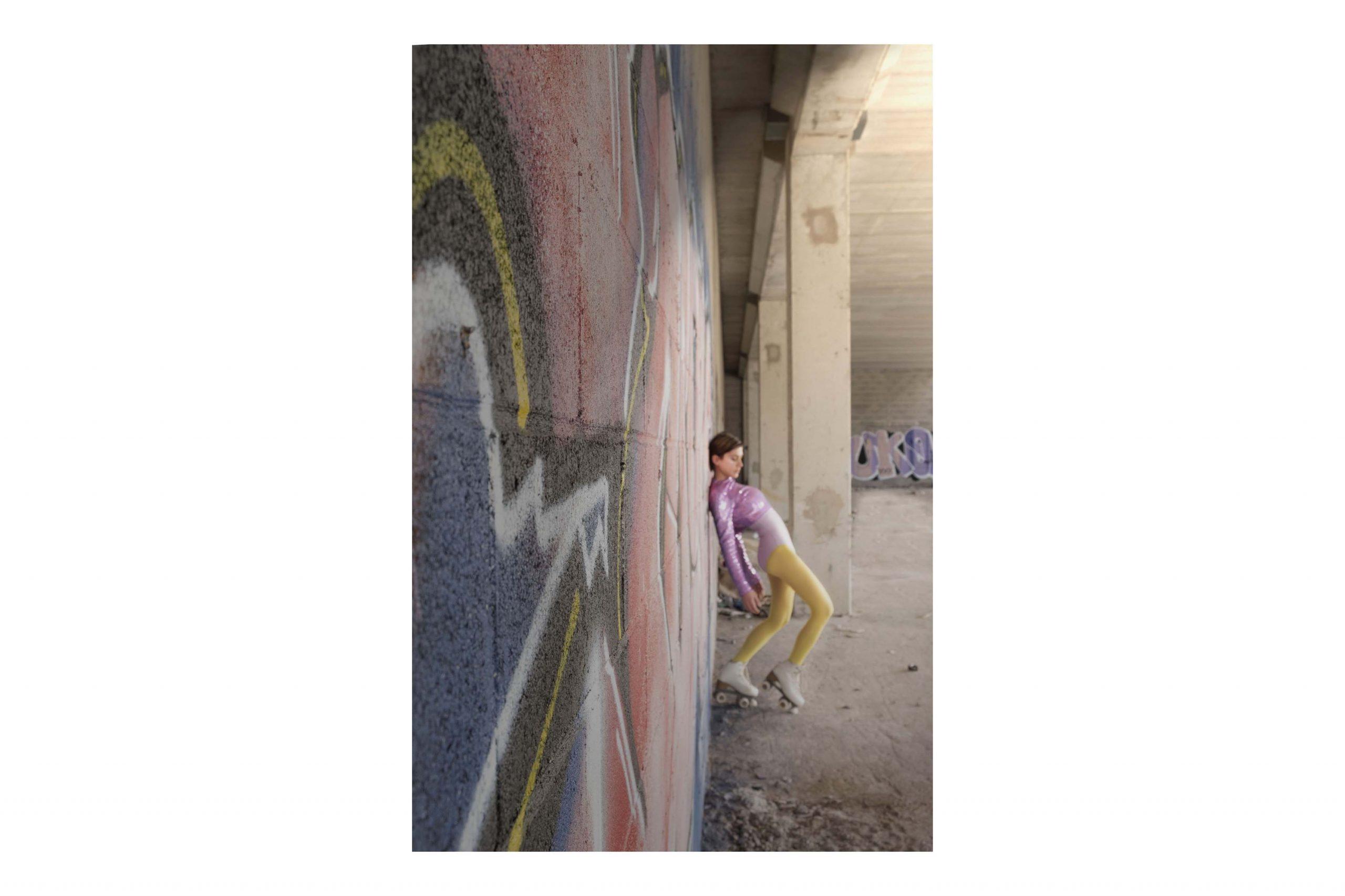 Categorie: Fine Art, Glamour, Portrait, Sport - Photographer: NOEMI PROIETTI - Mua: DEBORA VINCI - Location: Ponte Di Nona, Via Prenestina, Roma