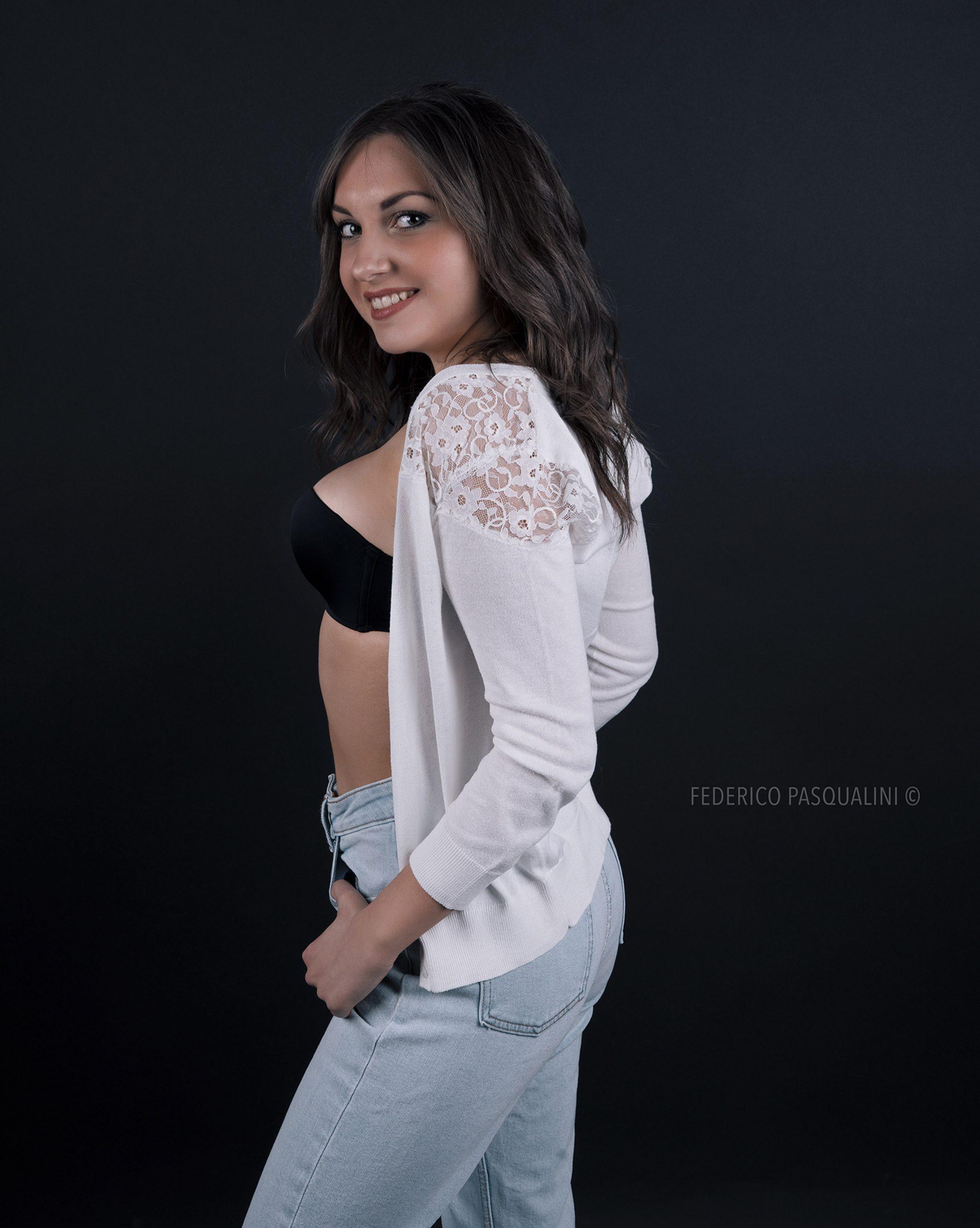 Categorie: Glamour, Portrait - Photographer: FEDERICO PASQUALINI - Model: VALENTINA MURARI - Location: Verona, VR, Italia