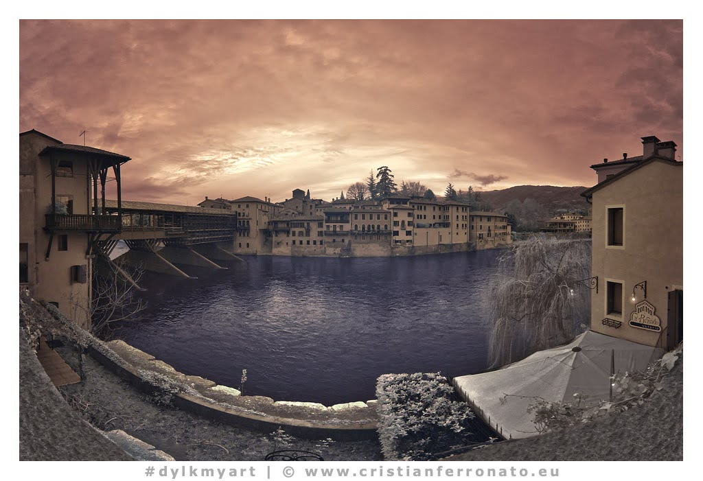 Categorie: Architecture & Interior, Fine Art, Landscape & Nature - Ph: CRISTIAN FERRONATO (dylkmyart) -Location: Bassano del Grappa, VI